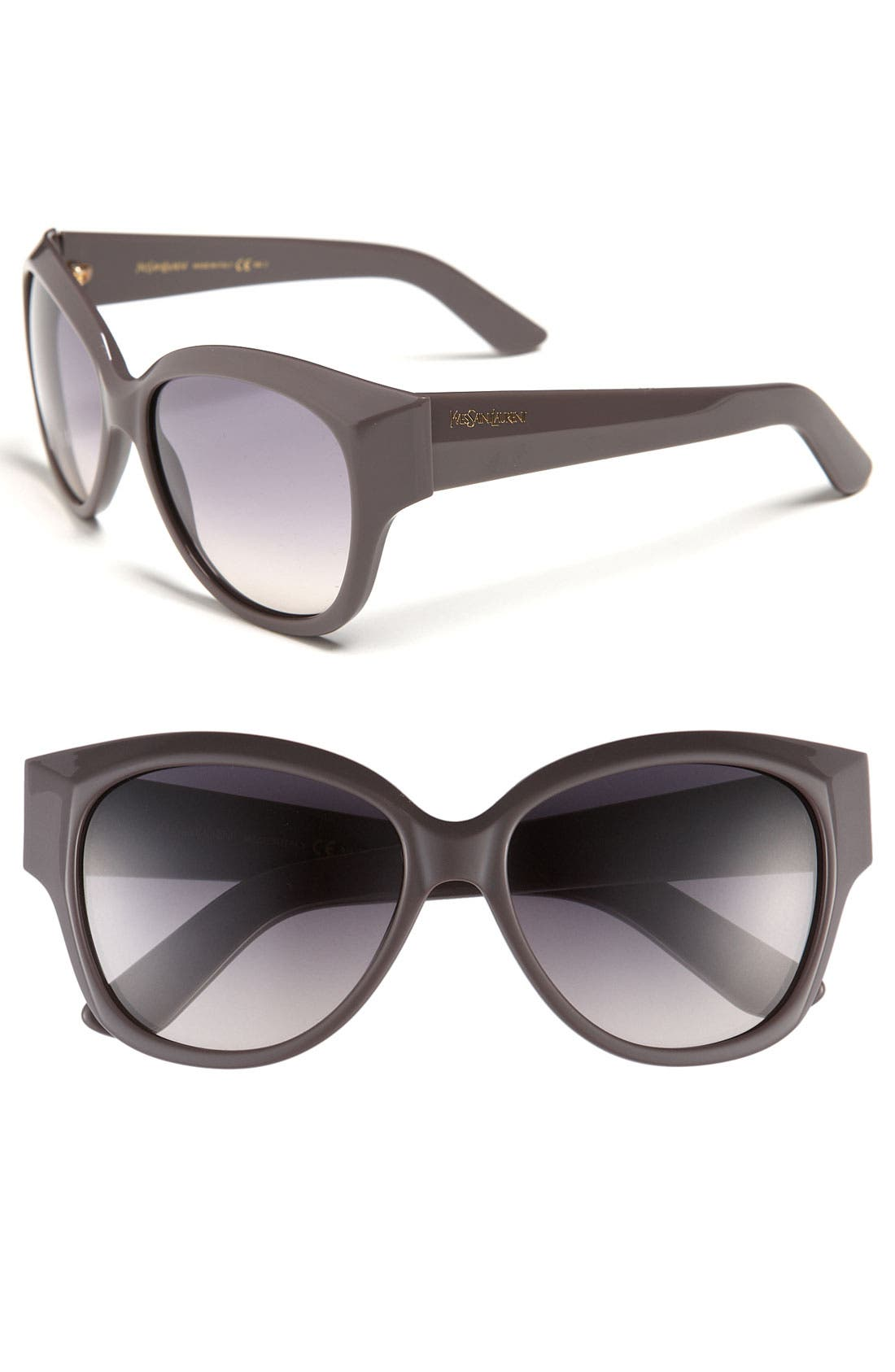 Alternate Image 1 Selected - Yves Saint Laurent Retro Sunglasses