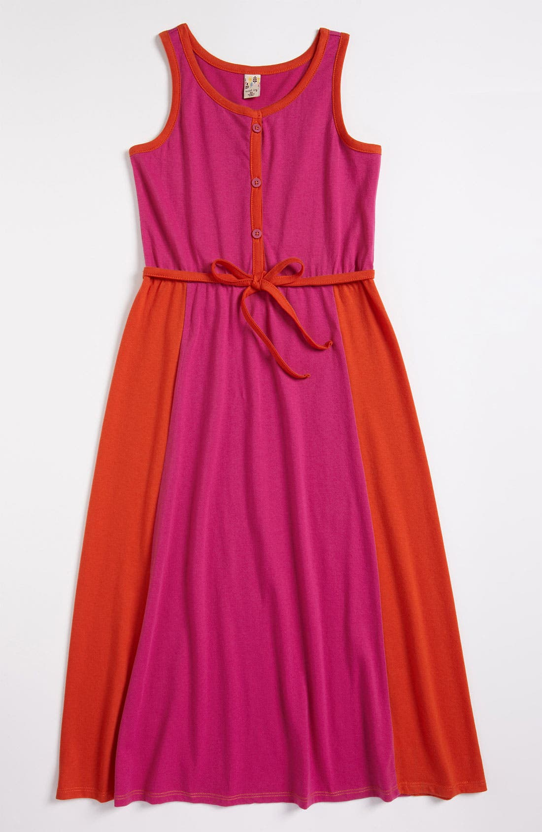 Main Image - Sweet Ivy 'Alexis' Maxi Dress (Little Girls)