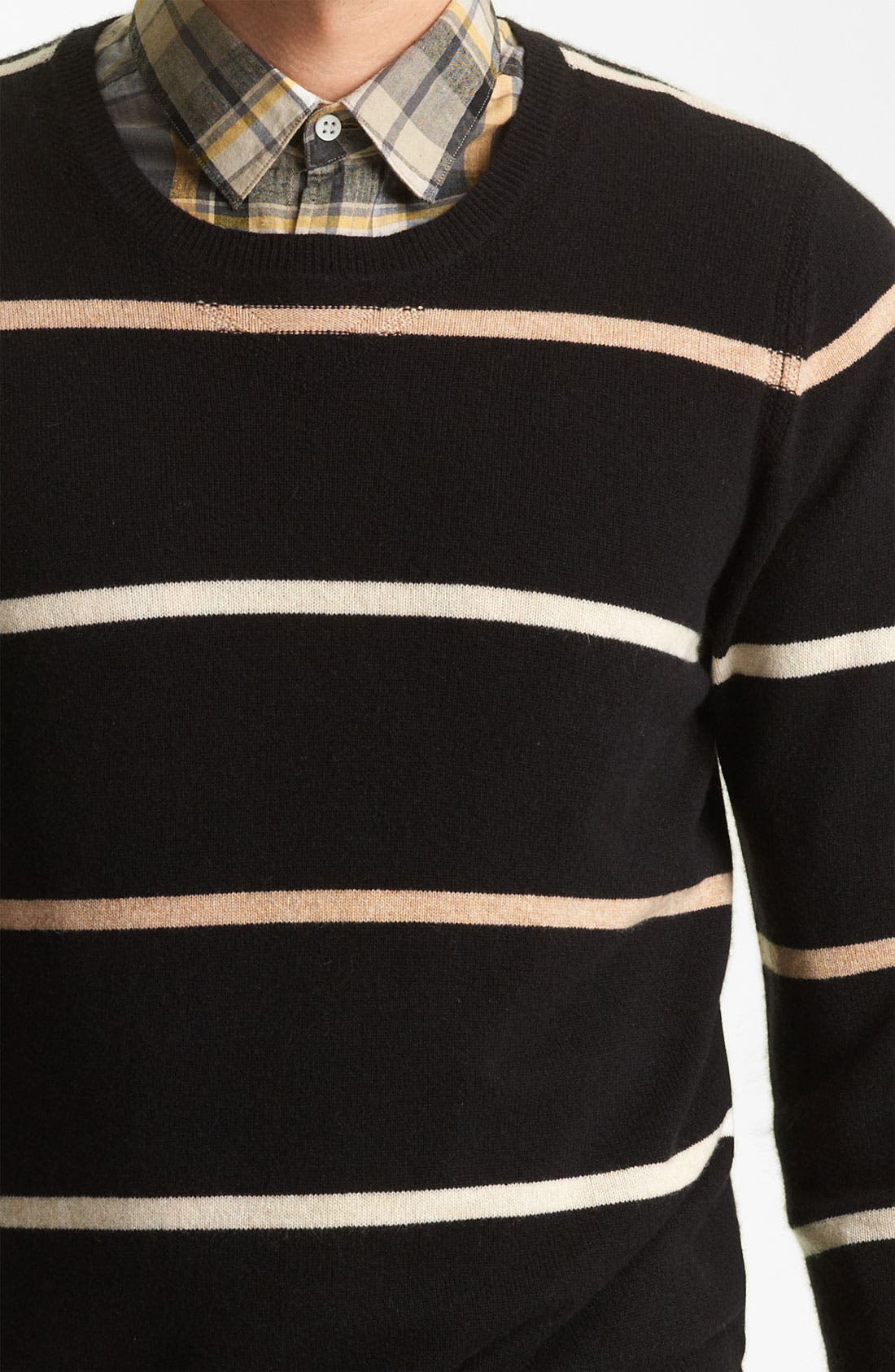 Alternate Image 3  - Shipley & Halmos 'Laurel' Cashmere Sweater