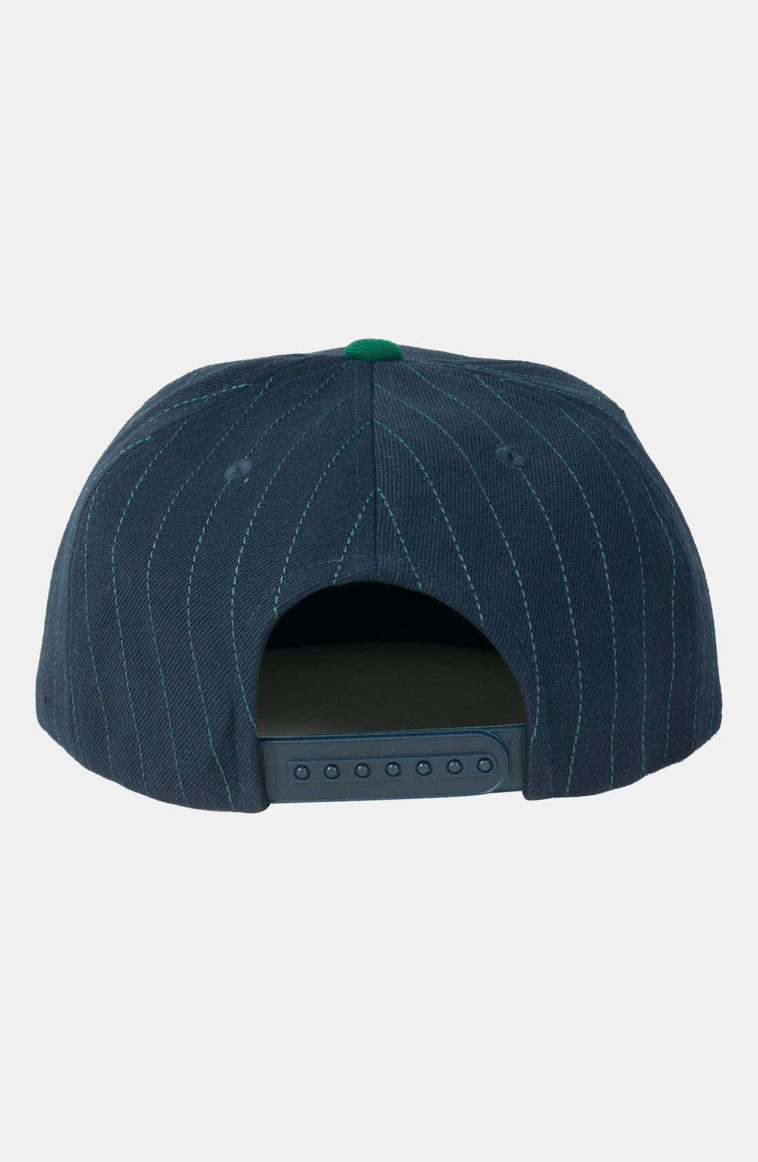 Alternate Image 2  - American Needle 'Brewers' Snapback Baseball Cap