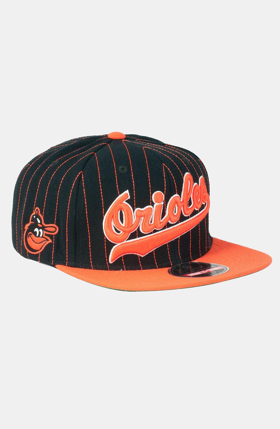 Alternate Image 1 Selected - American Needle 'Orioles' Snapback Baseball Cap