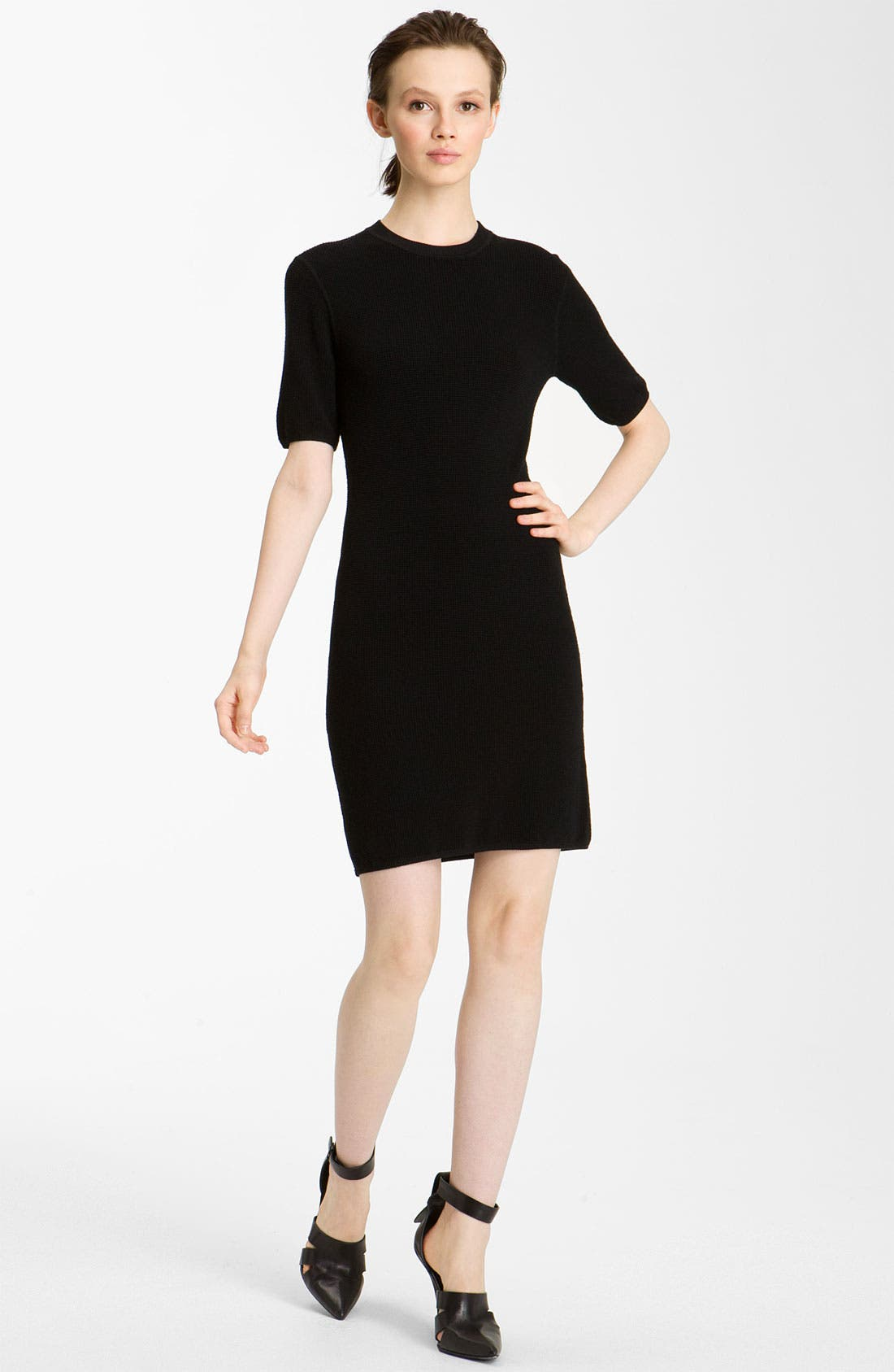 Alternate Image 1 Selected - T by Alexander Wang Thermal Dress