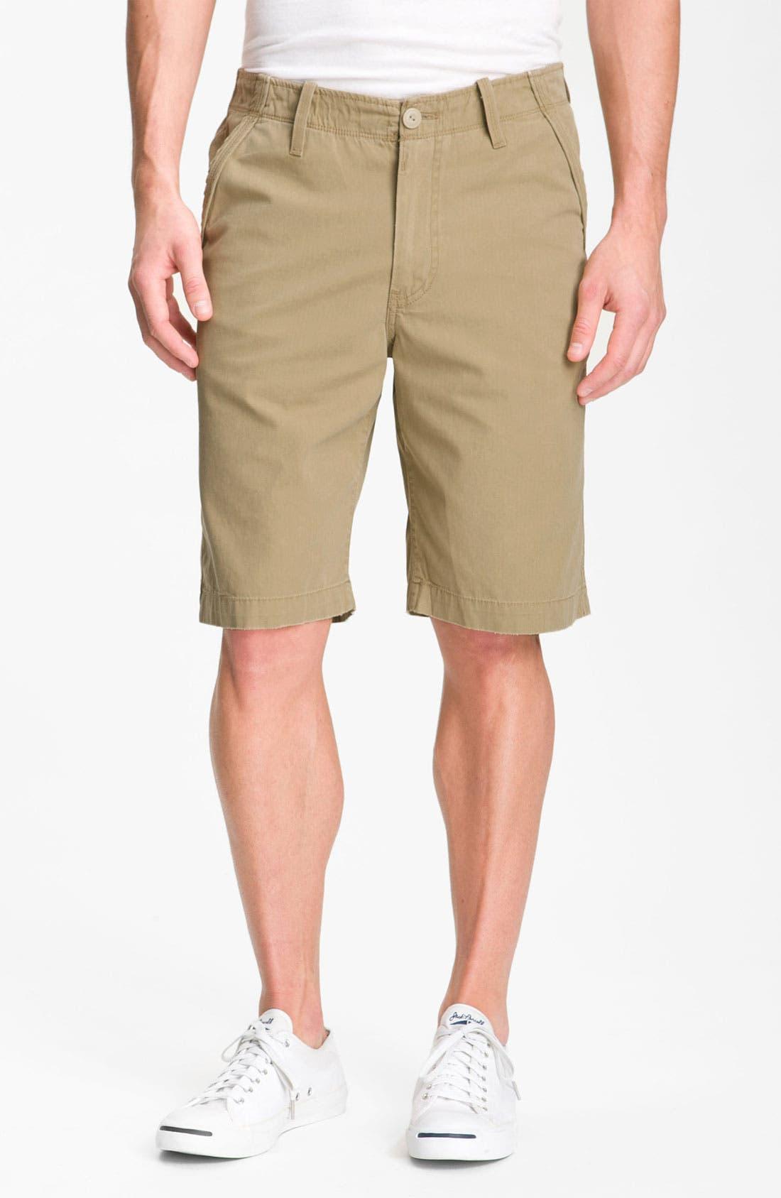 Alternate Image 1 Selected - Lucky Brand 'Carmel' Shorts