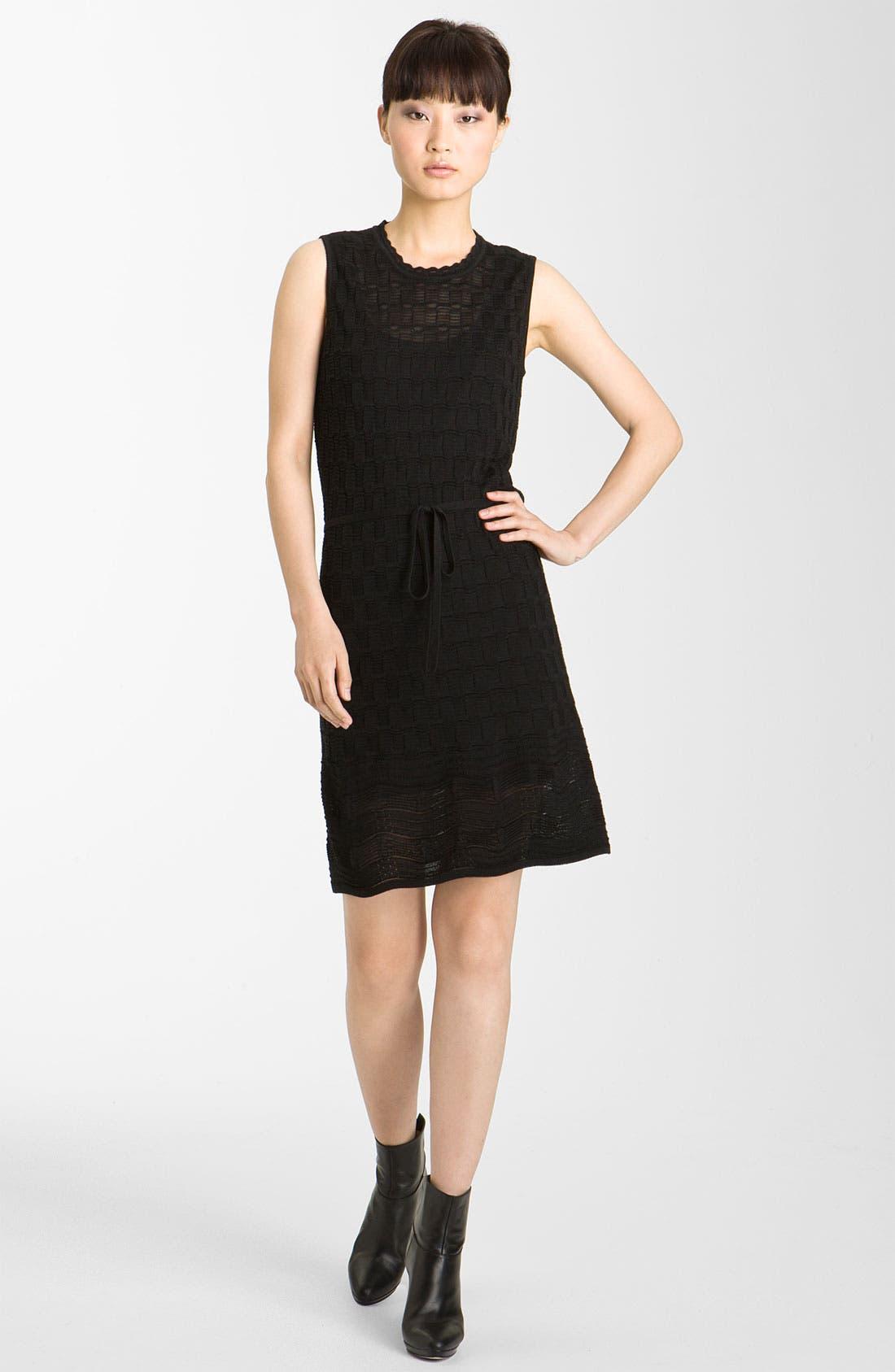 Alternate Image 1  - M Missoni Box Dot Knit Tank Dress