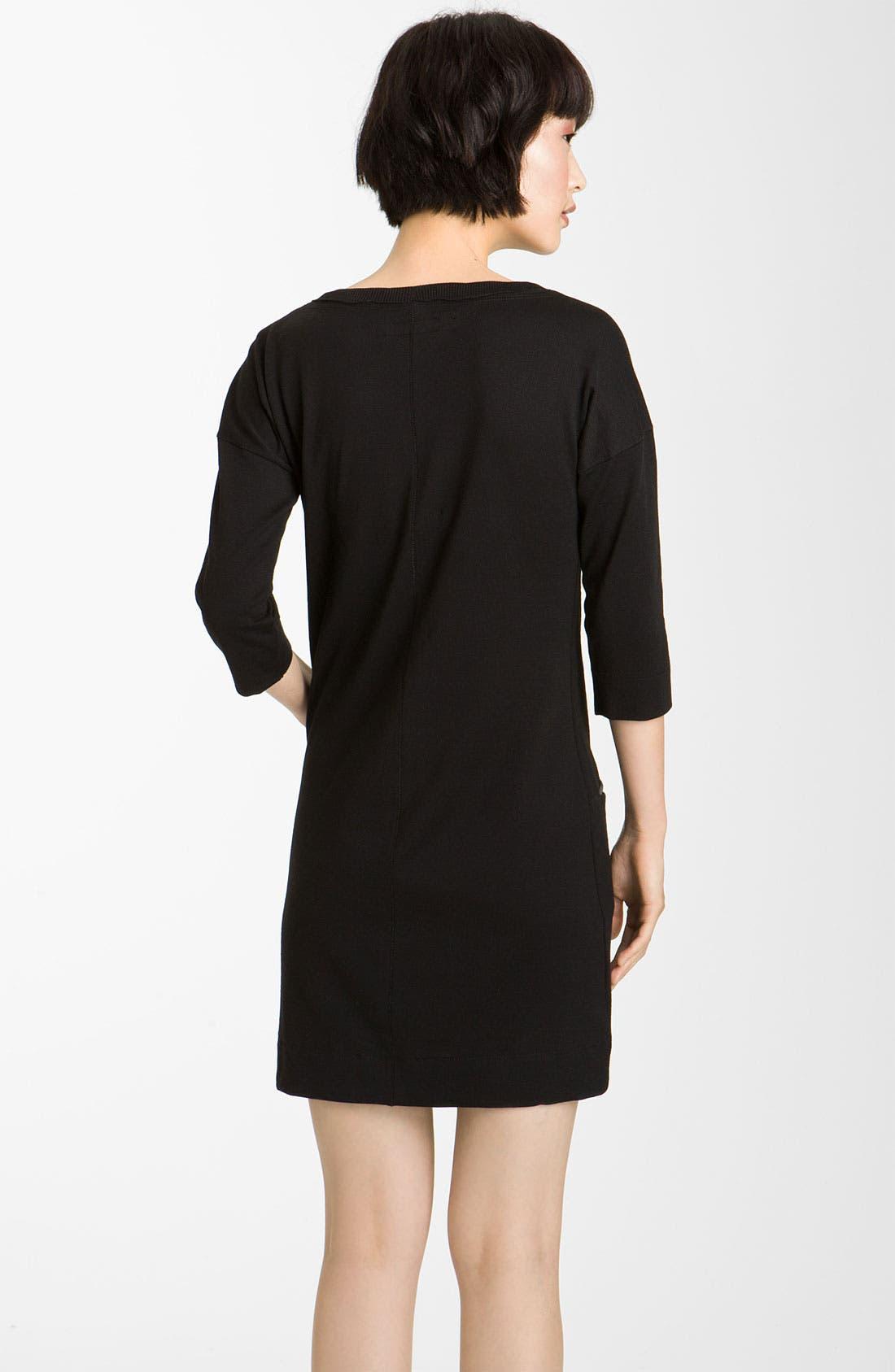 Alternate Image 2  - rag & bone/KNIT 'Cornish' Dress