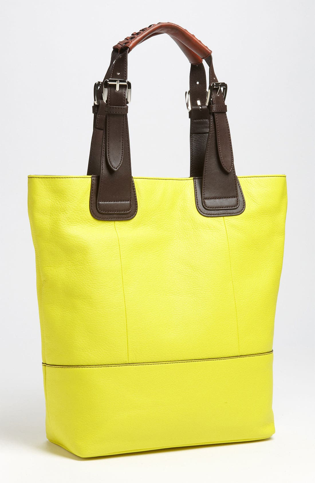 Alternate Image 1 Selected - Steven by Steve Madden Leather Tote
