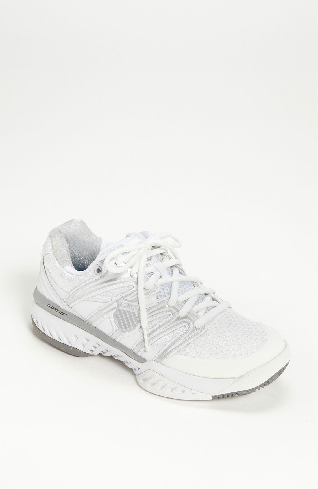 Main Image - K-Swiss 'Big Shot' Tennis Shoe (Women)