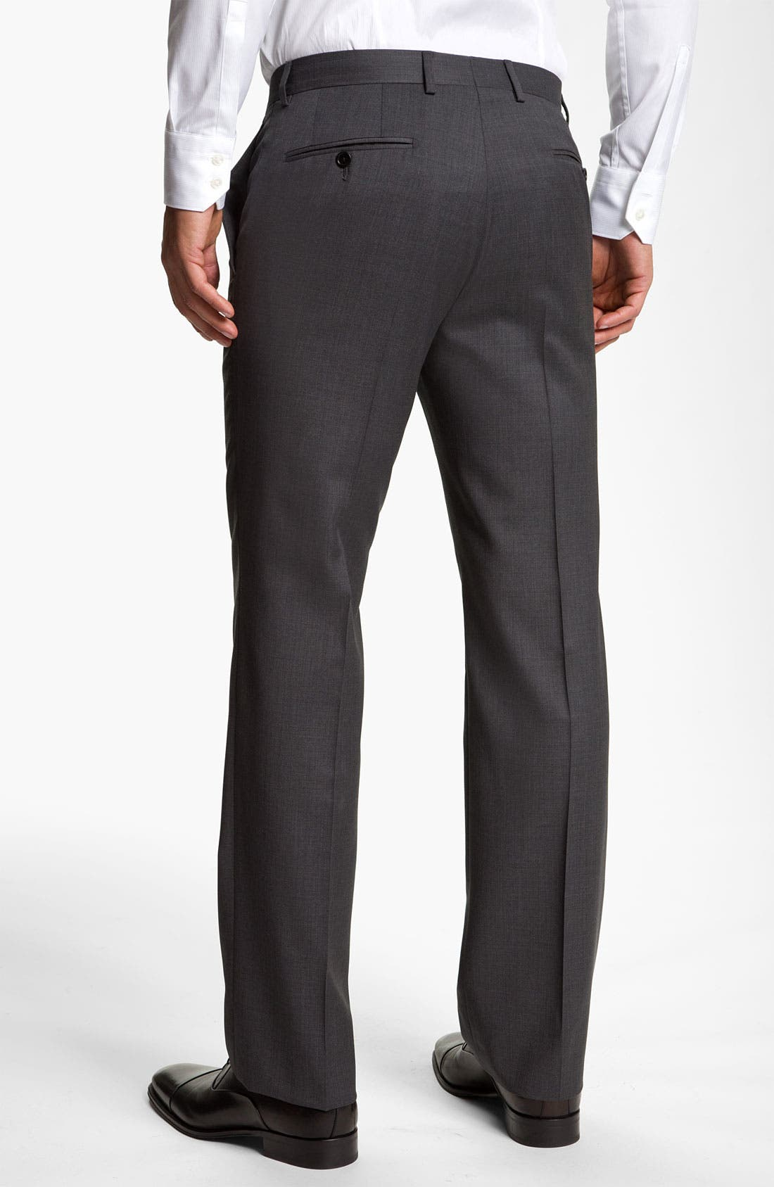 Alternate Image 2  - John Varvatos Star USA 'Thompson' Wool Trousers