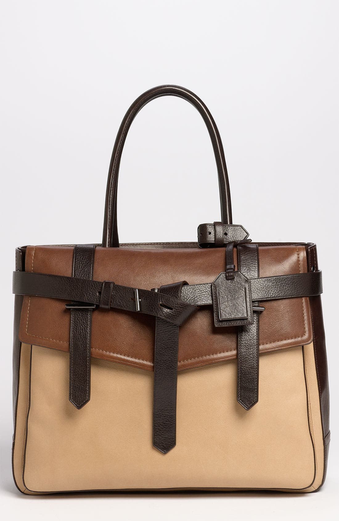Alternate Image 1 Selected - Reed Krakoff 'Boxer I' Leather Tote