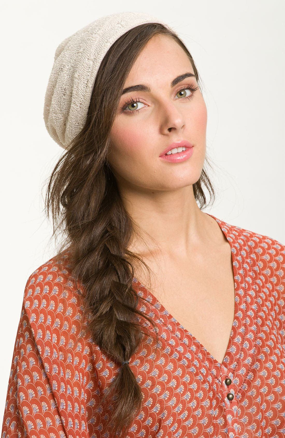Alternate Image 1 Selected - Cara 'Euro' Beanie