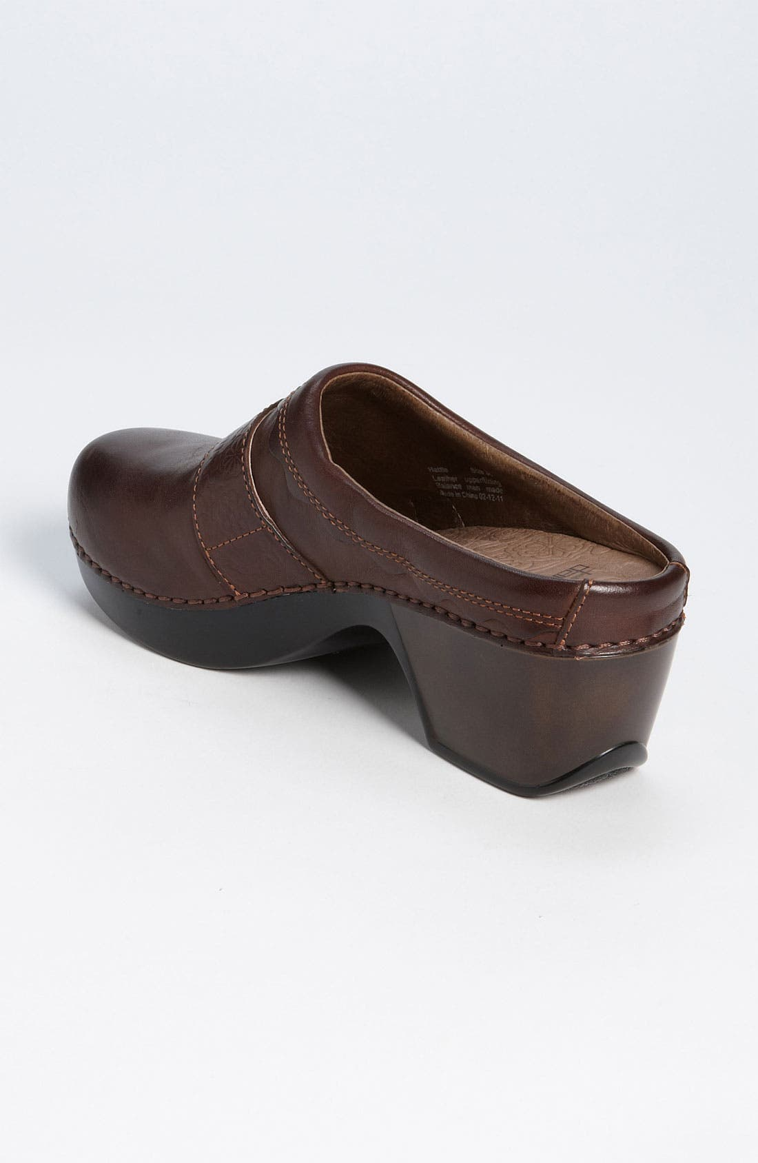 Alternate Image 2  - Dansko 'Hattie' Clog