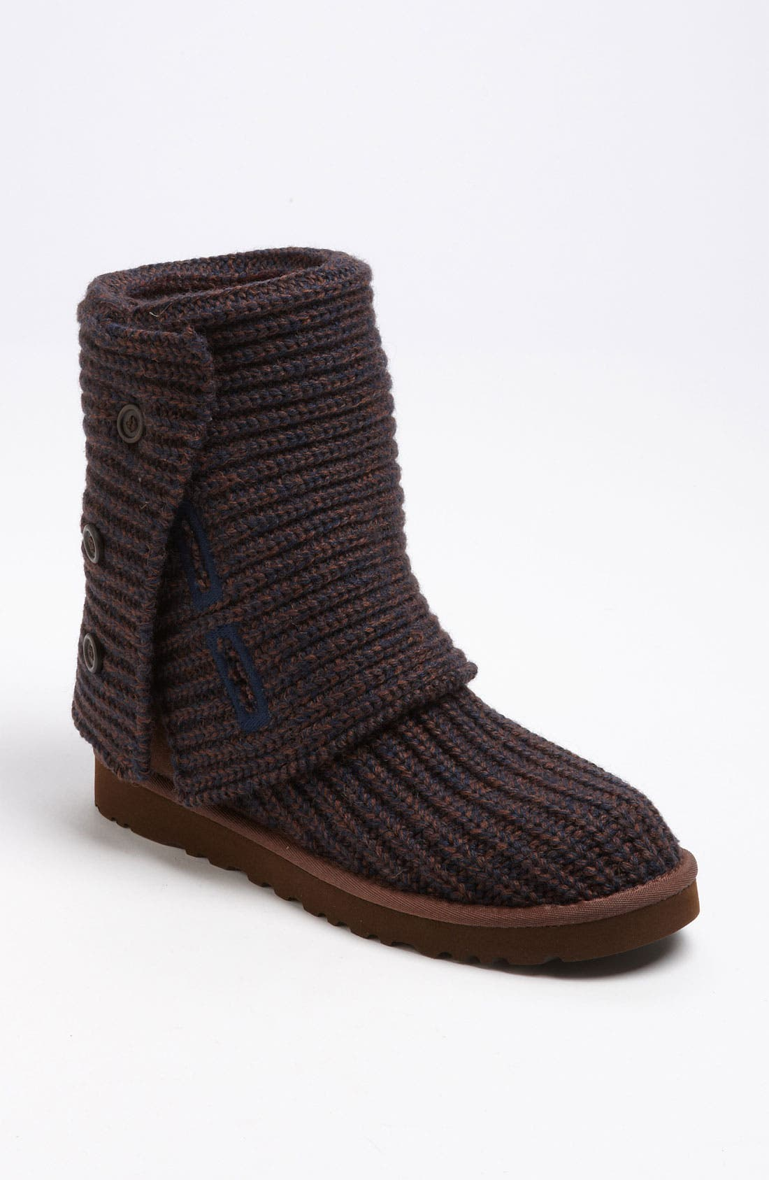 Alternate Image 1 Selected - UGG® 'Cardy' Classic Knit Boot (Women)