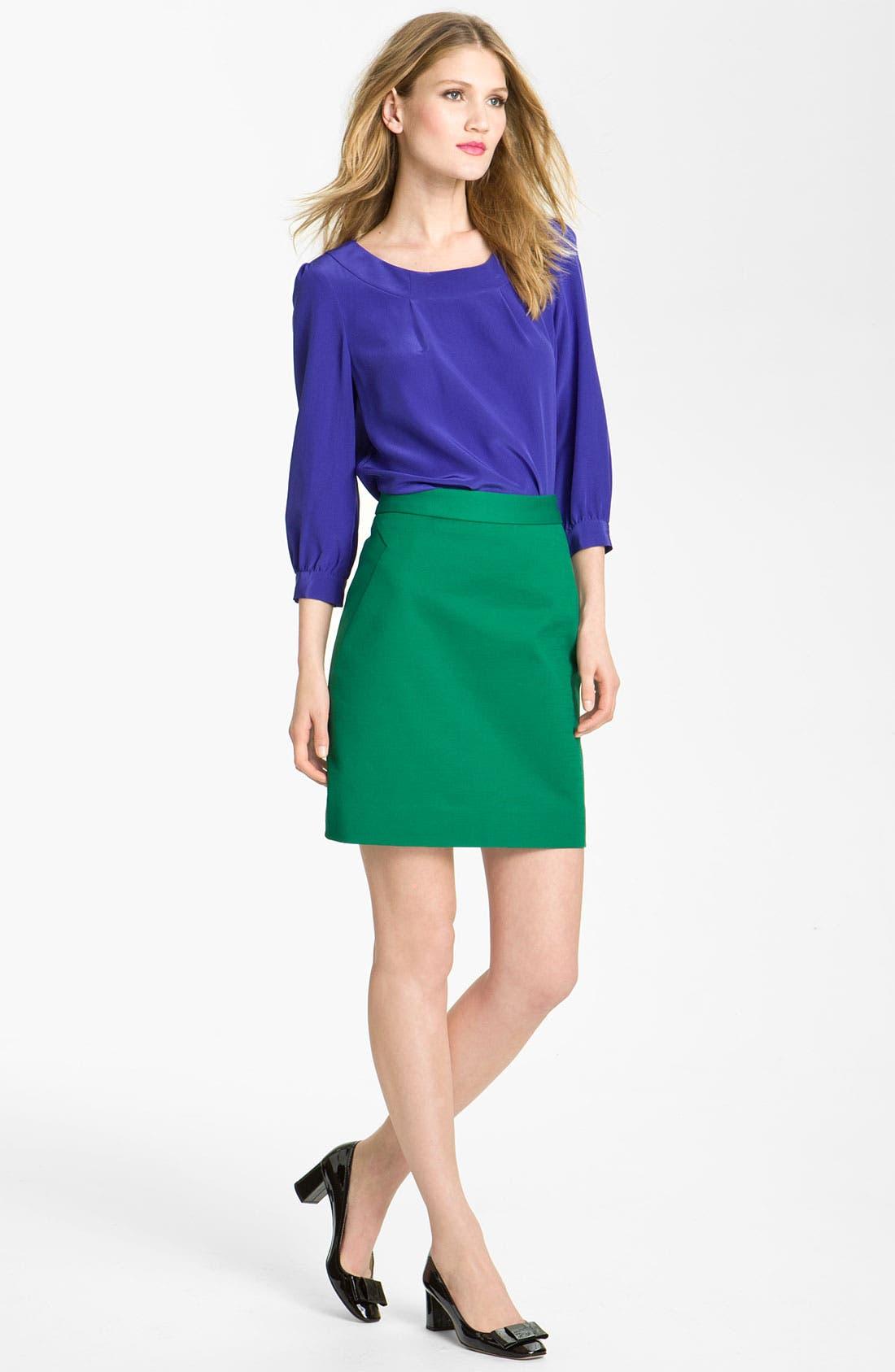 Alternate Image 1 Selected - kate spade new york 'bridgette' blouse