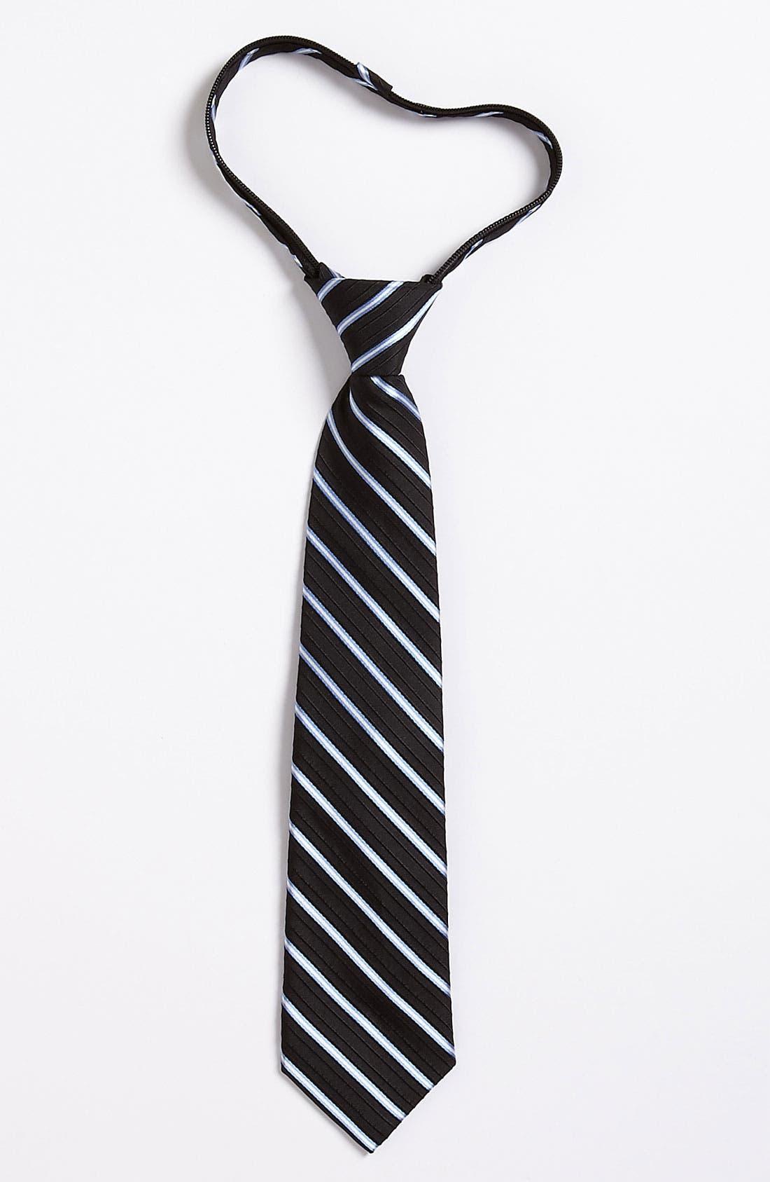 Main Image - Nordstrom Zipper Tie (Toddler)
