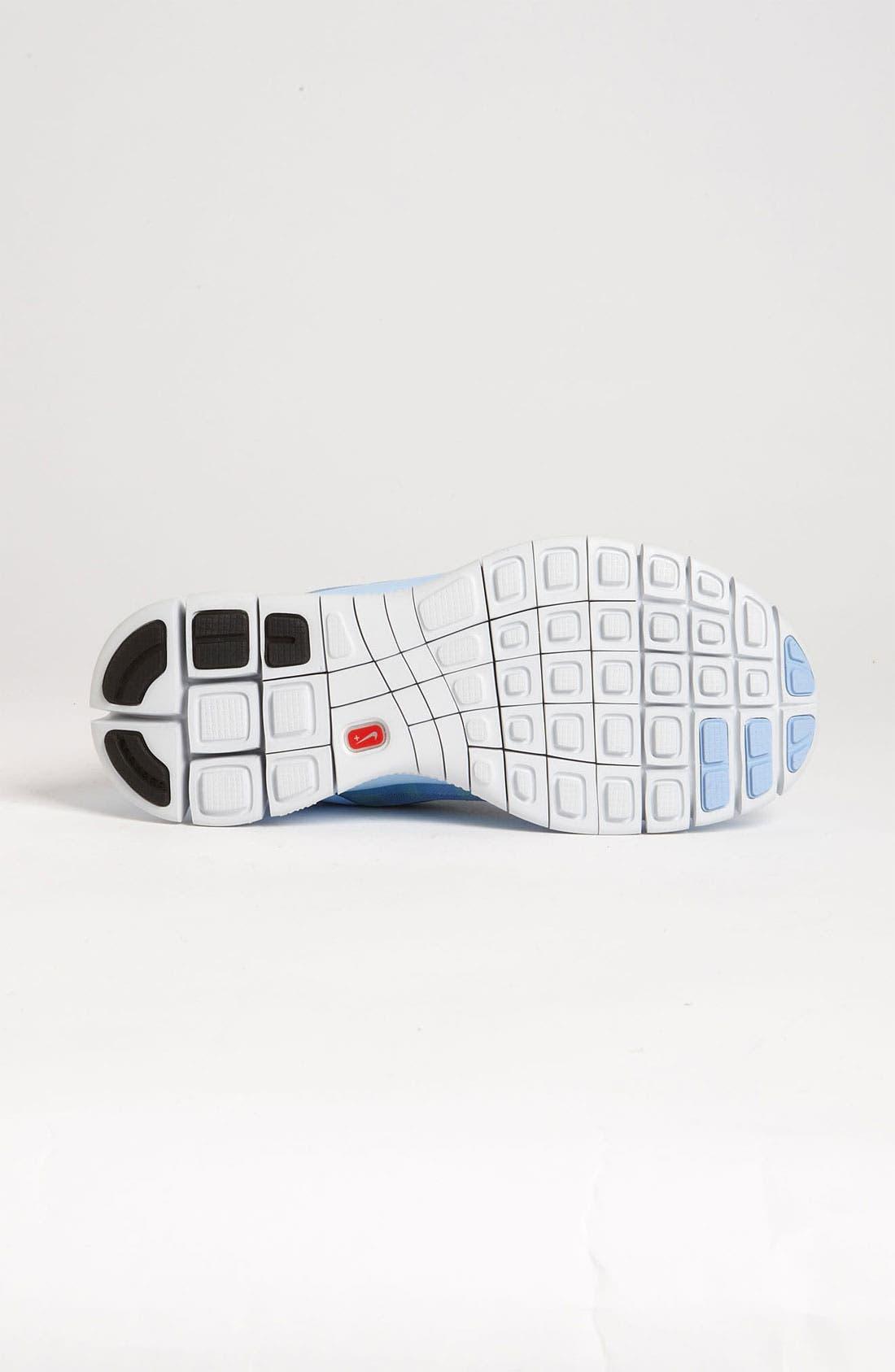 Alternate Image 4  - Nike 'Free Run+ 3' Running Shoe (Women)