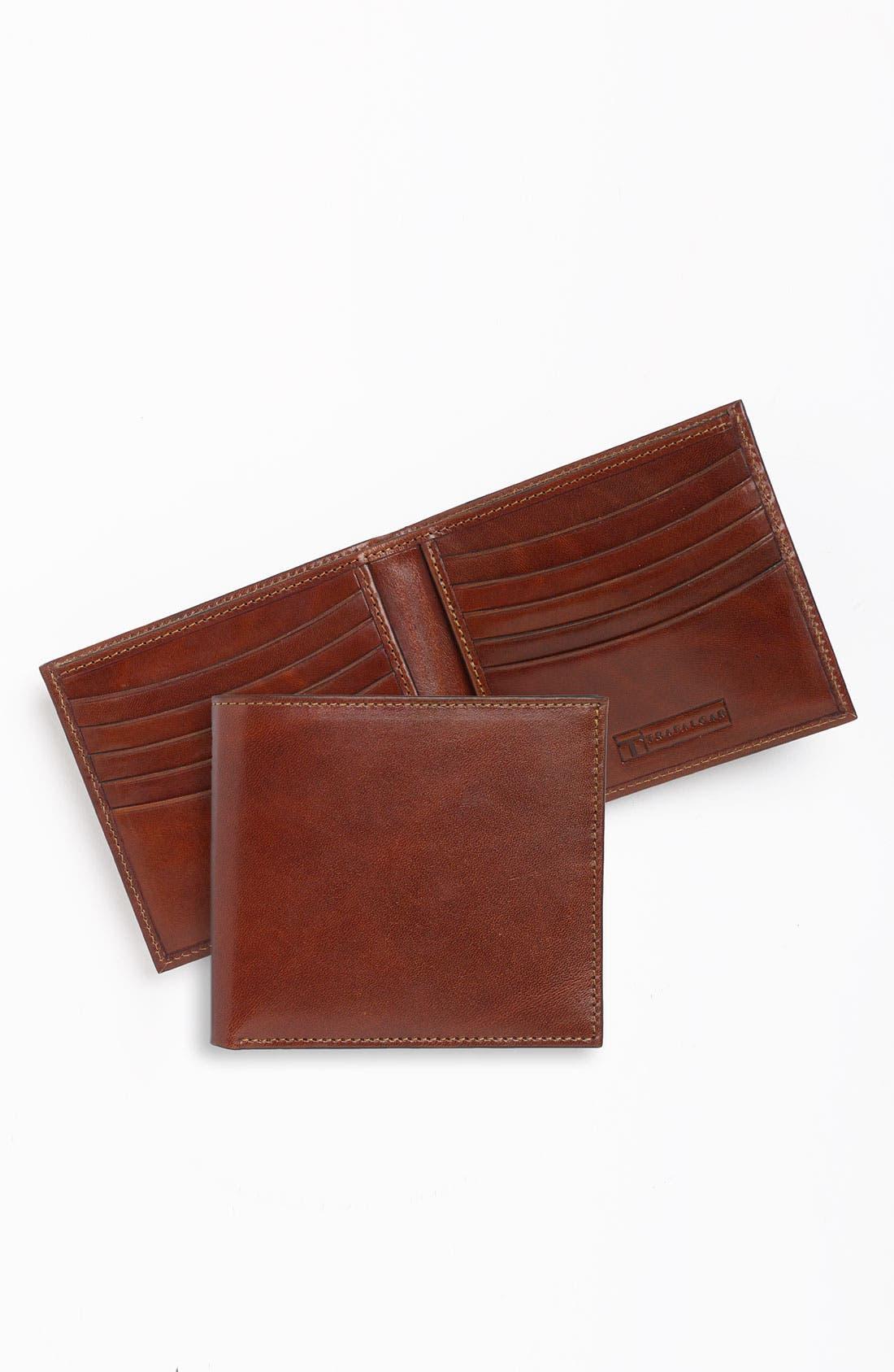 Main Image - Trafalgar 'Cortina' Bifold Wallet