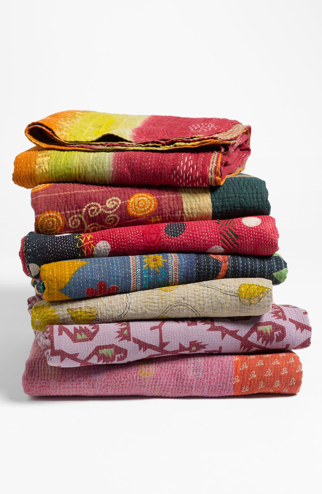Alternate Image 1 Selected - Kantha Hand Crafted Throw