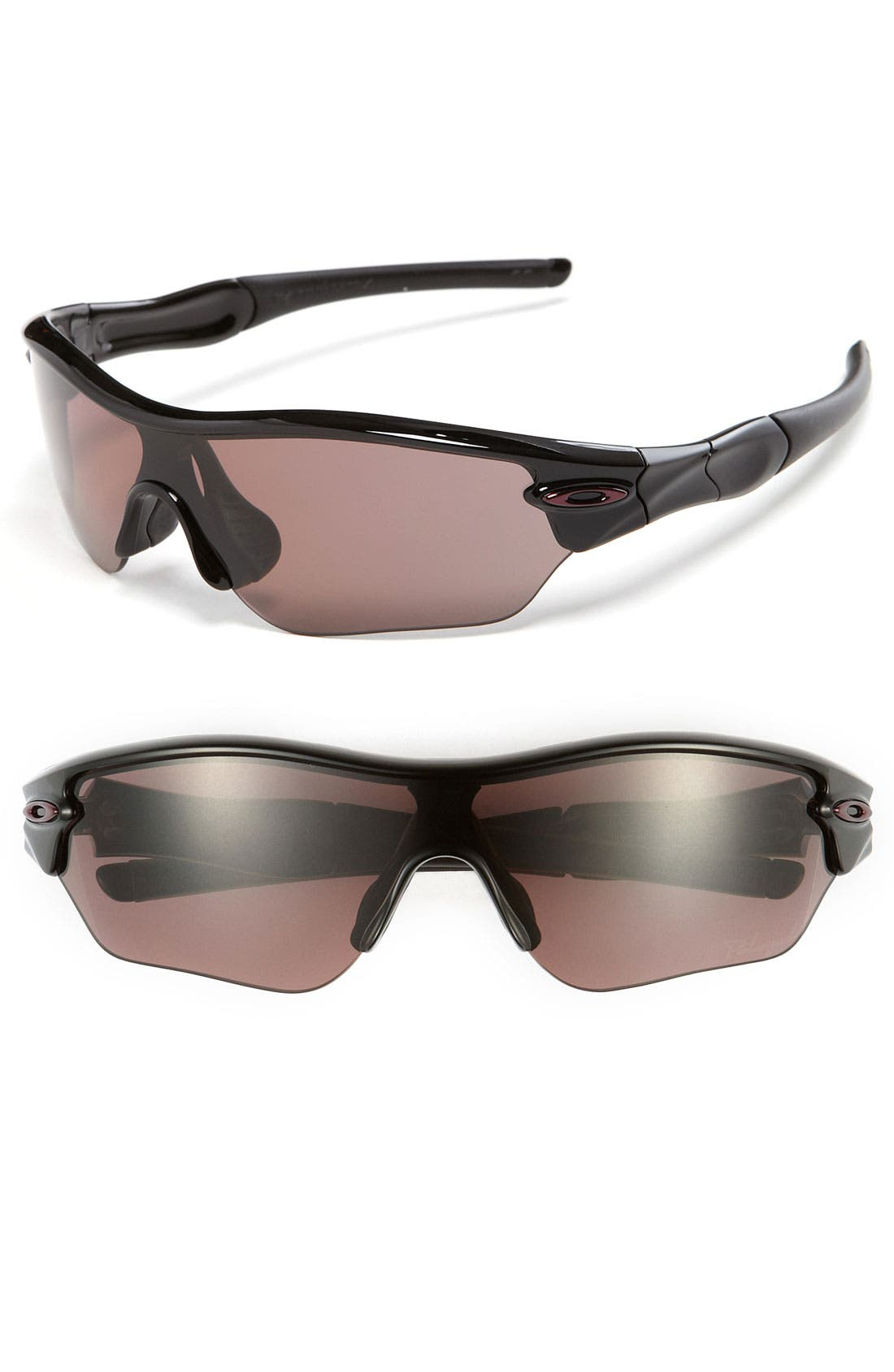 Alternate Image 1 Selected - Oakley 'Radar® Edge™' 135mm Polarized Sunglasses