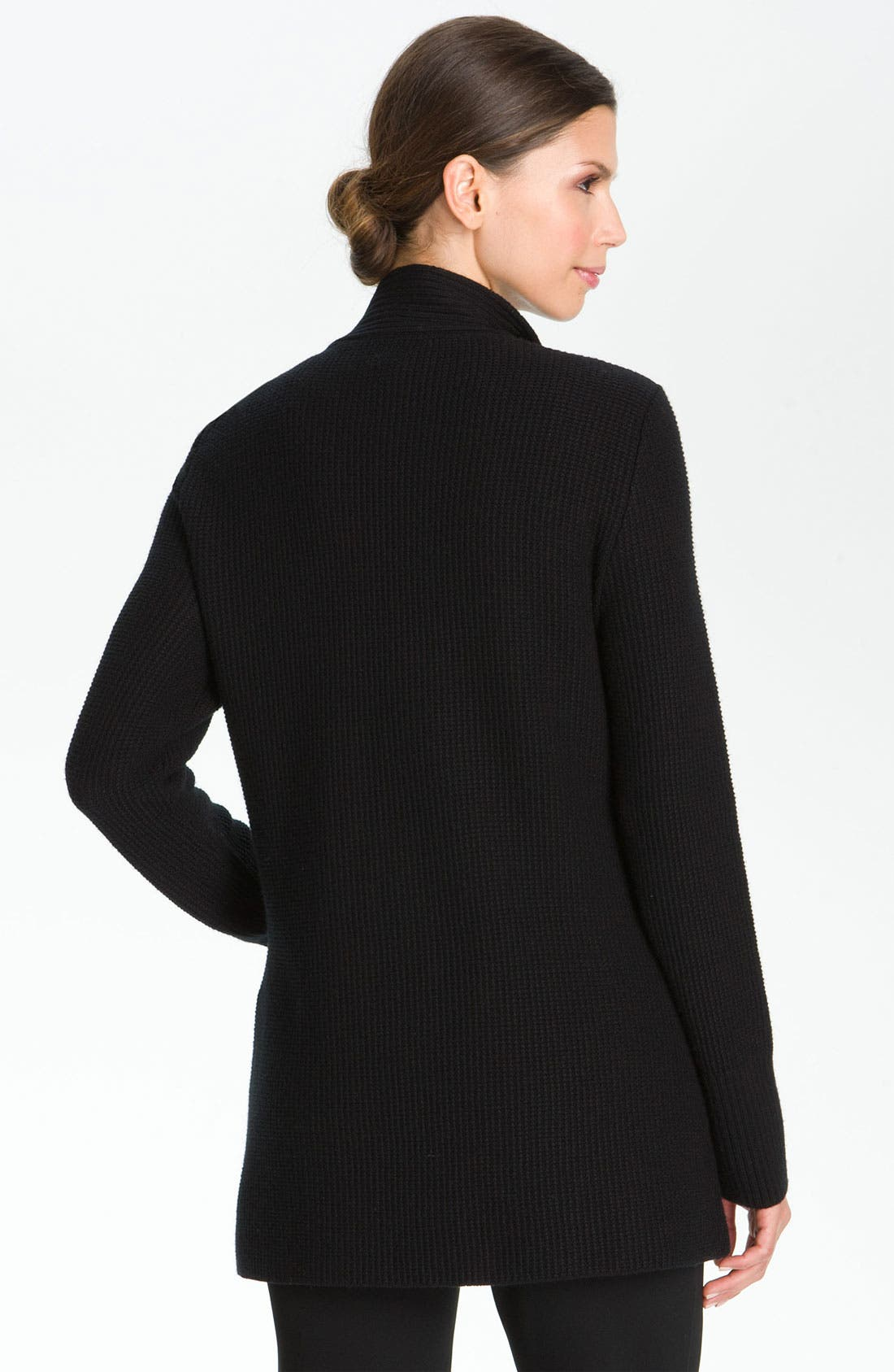 Alternate Image 2  - St. John Collection Cashmere Cardigan