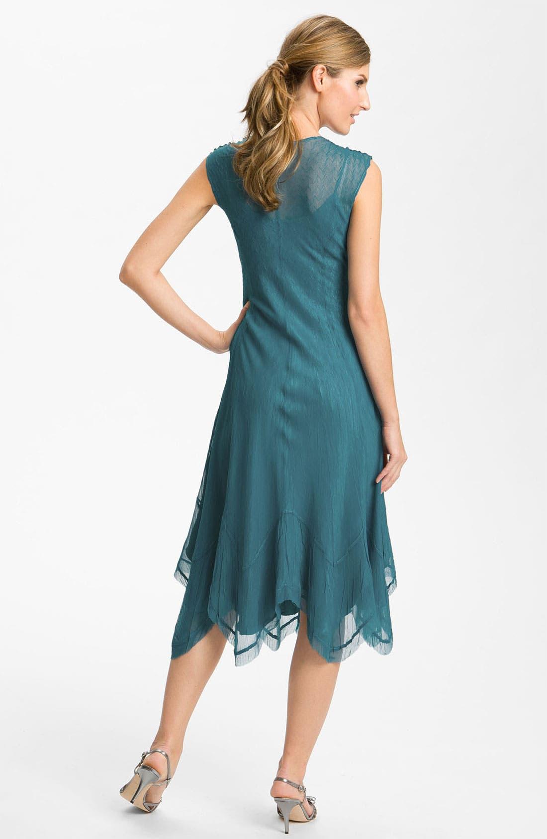 Alternate Image 3  - Komarov Textured Dress & Jacket