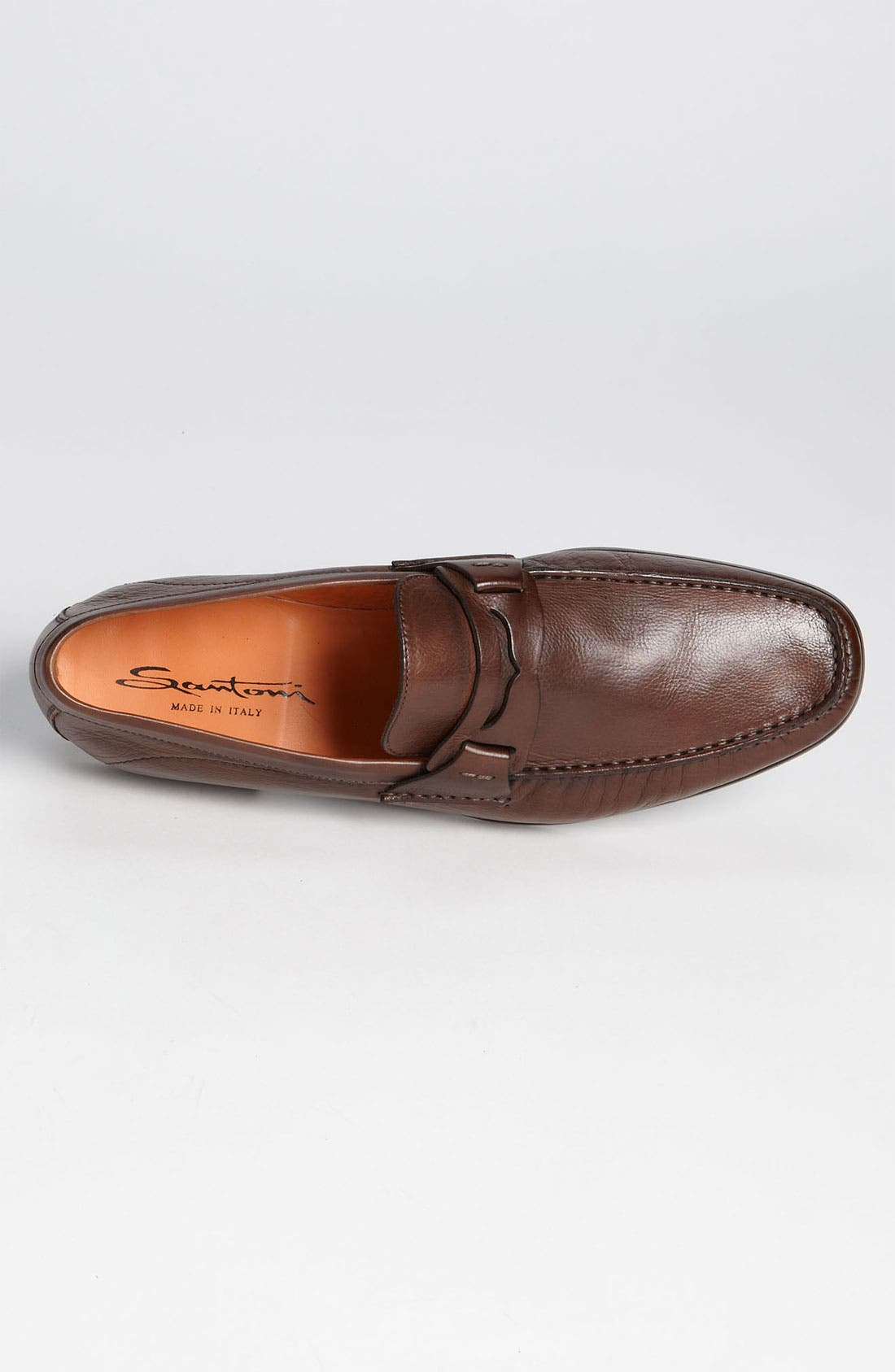 Alternate Image 3  - Santoni 'Reed' Penny Loafer