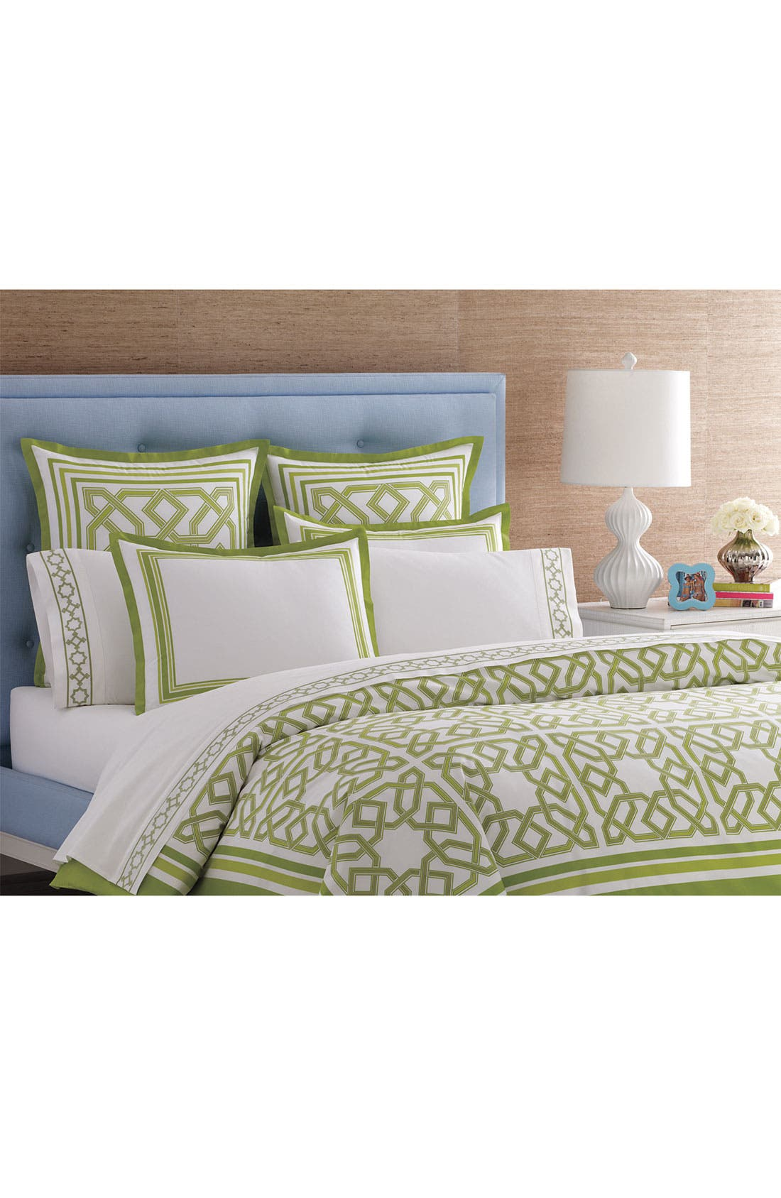 Alternate Image 2  - Jonathan Adler 'Parish' 400 Thread Count Duvet Cover