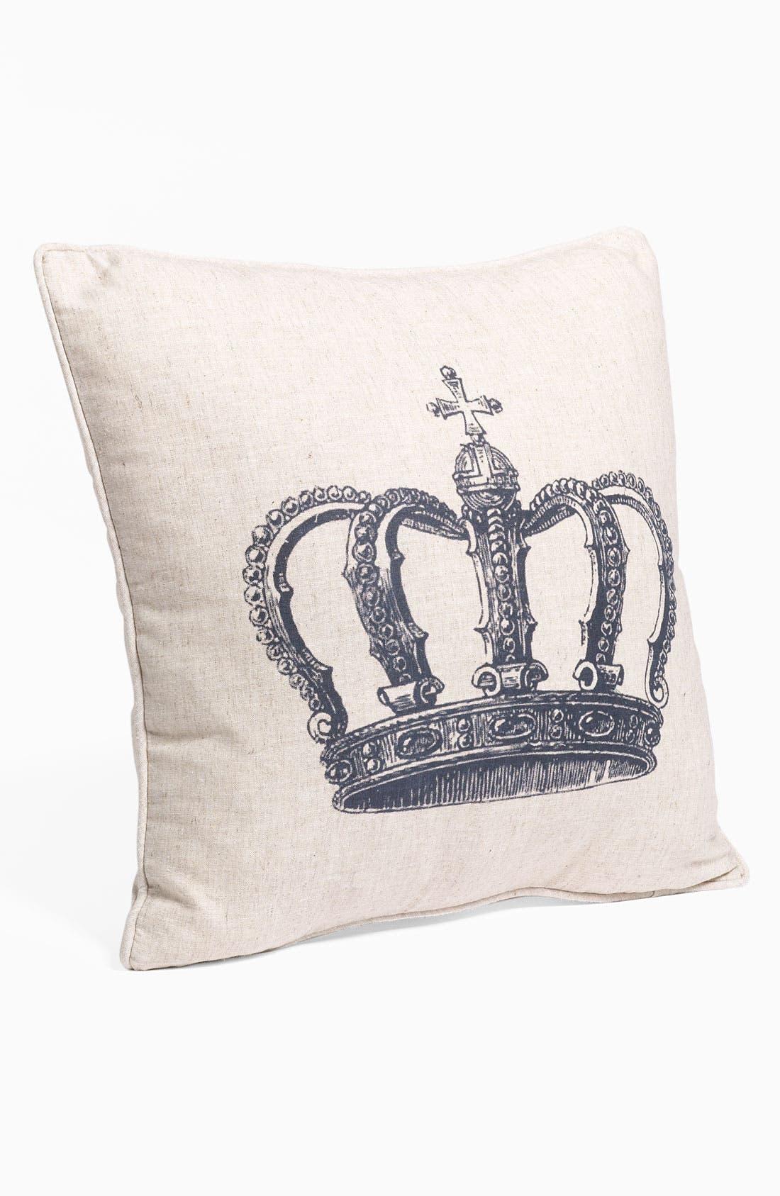 Alternate Image 1 Selected - C & F 'Crown' Pillow
