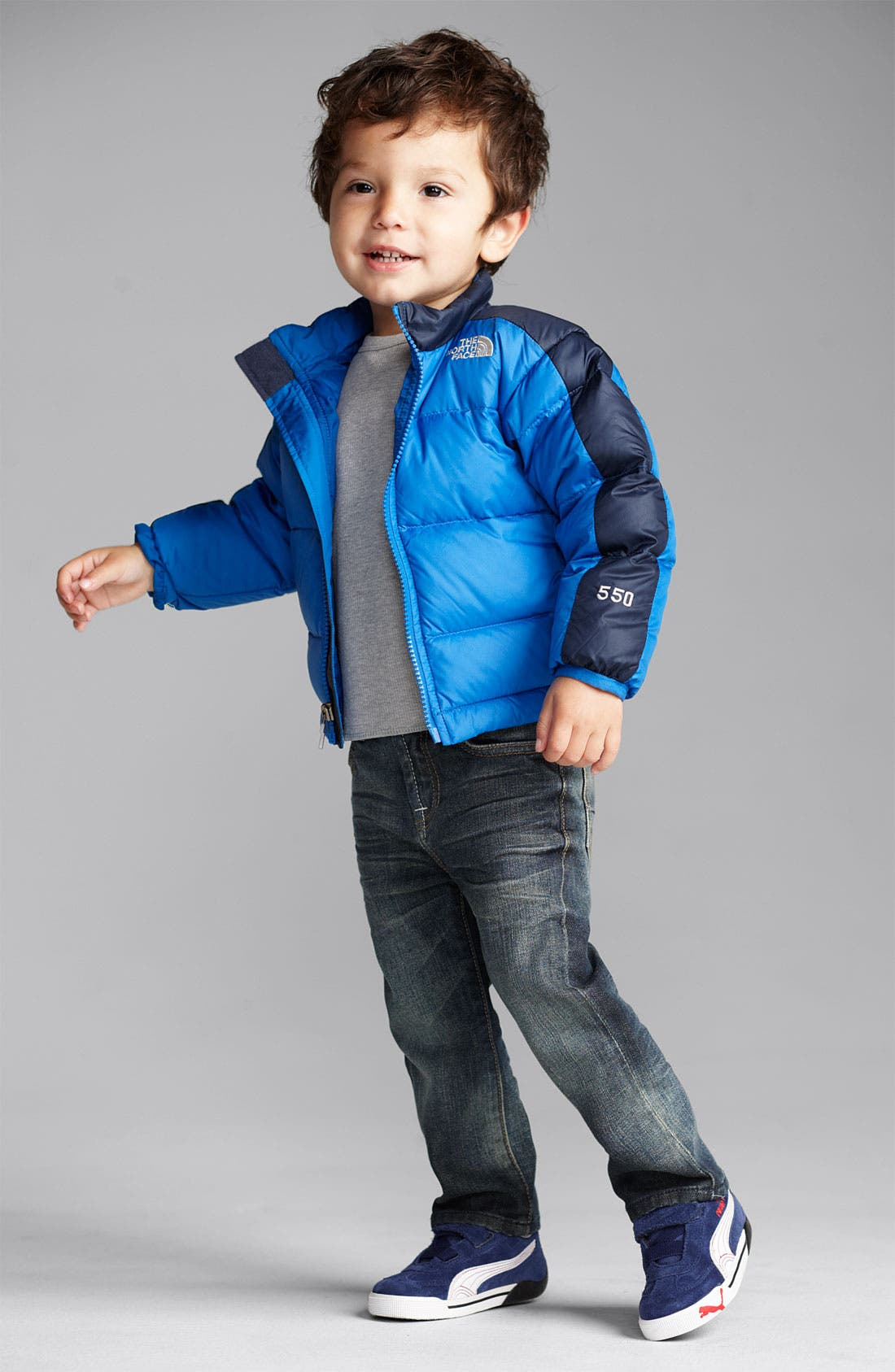 Alternate Image 2  - The North Face 'Aconcagua' Jacket (Infant) (Nordstrom Exclusive)