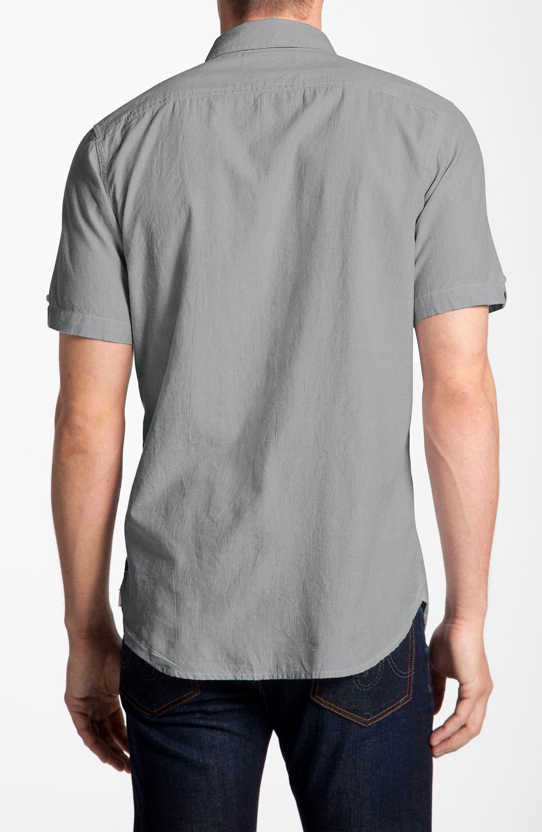Alternate Image 2  - Quiksilver 'Nooksie Neu' Woven Shirt