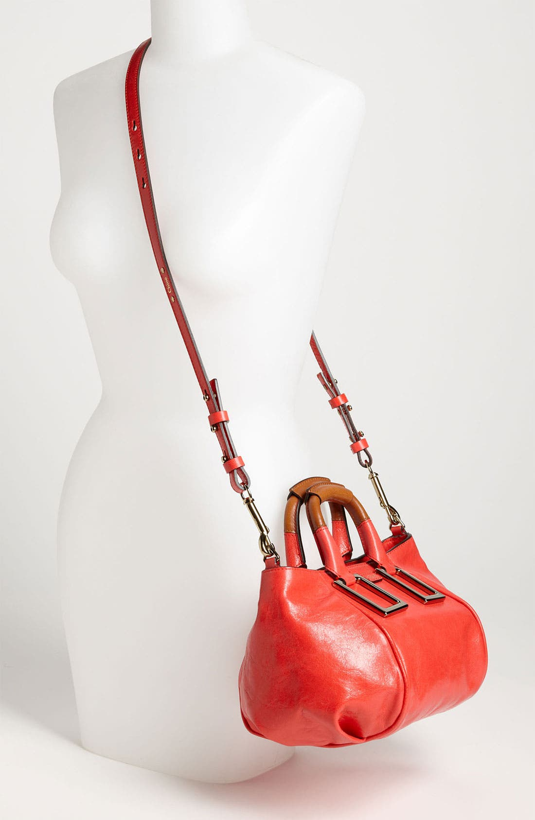 Alternate Image 2  - Chloé 'Ethel - Small' Leather Satchel