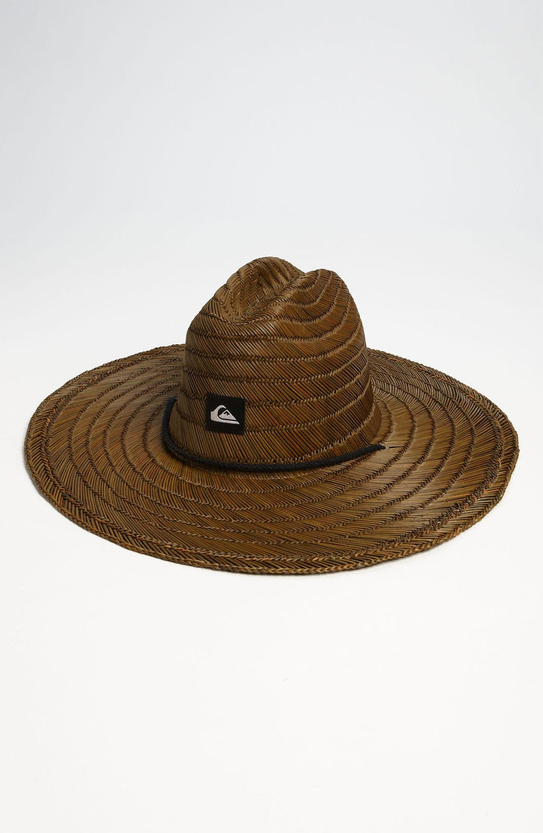 Alternate Image 1 Selected - Quiksilver 'Pierside' Straw Hat