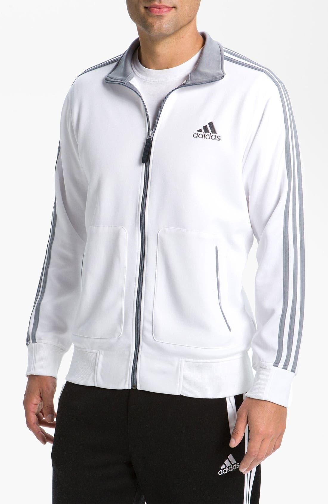 Alternate Image 1 Selected - adidas 'Ultimate' Track Jacket