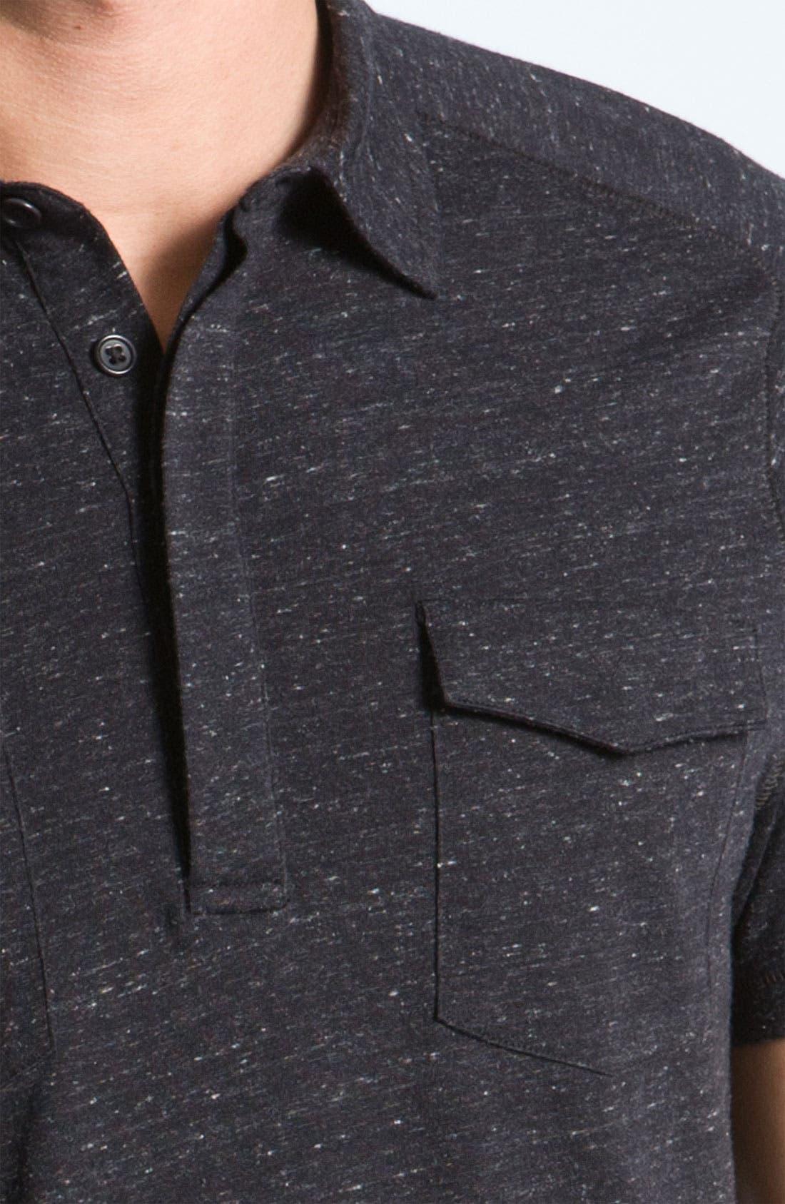 Alternate Image 3  - John Varvatos Star USA Regular Fit Polo