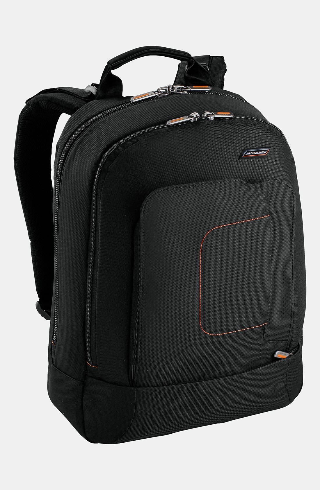 Alternate Image 1 Selected - Briggs & Riley 'Verb - Glide' Backpack