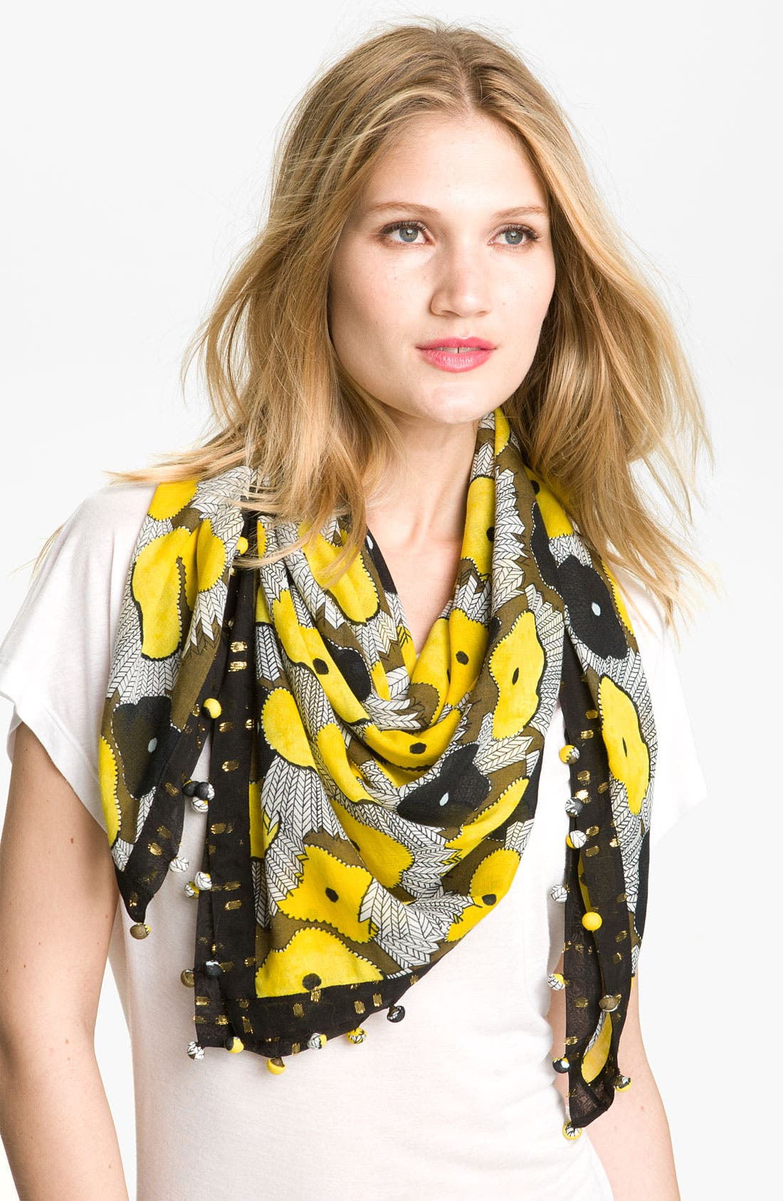 Alternate Image 1 Selected - Diane von Furstenberg 'New Busby Day' Scarf