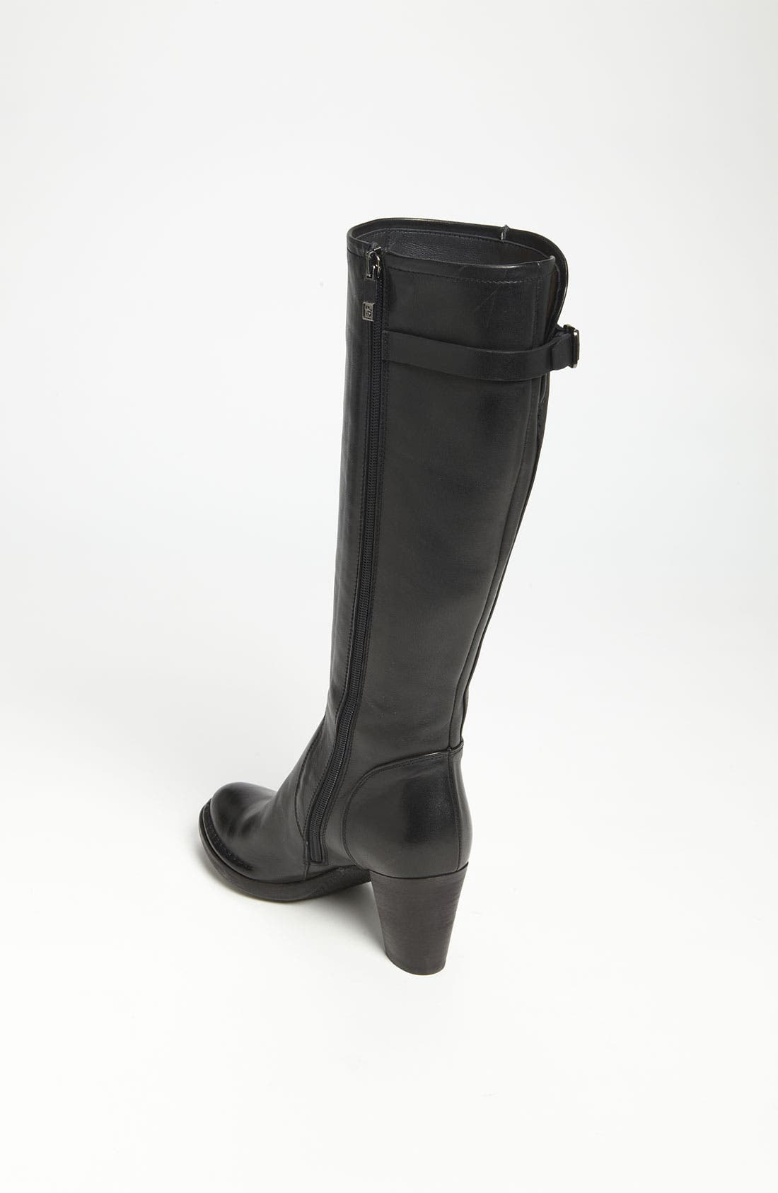 Alternate Image 2  - Alberto Fermani Tall Mid Heel Boot