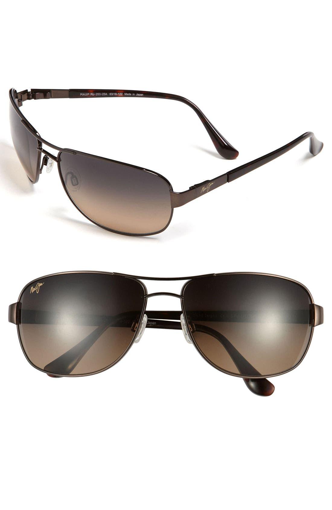 Maui Jim 'Sand Island' PolarizedPlus®2 63mm Sunglasses