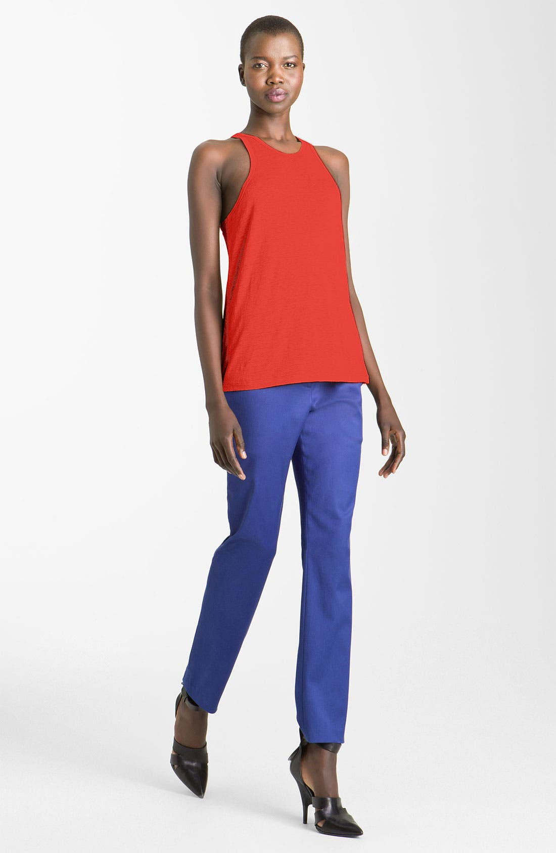 Alternate Image 1 Selected - T by Alexander Wang Jersey Tank