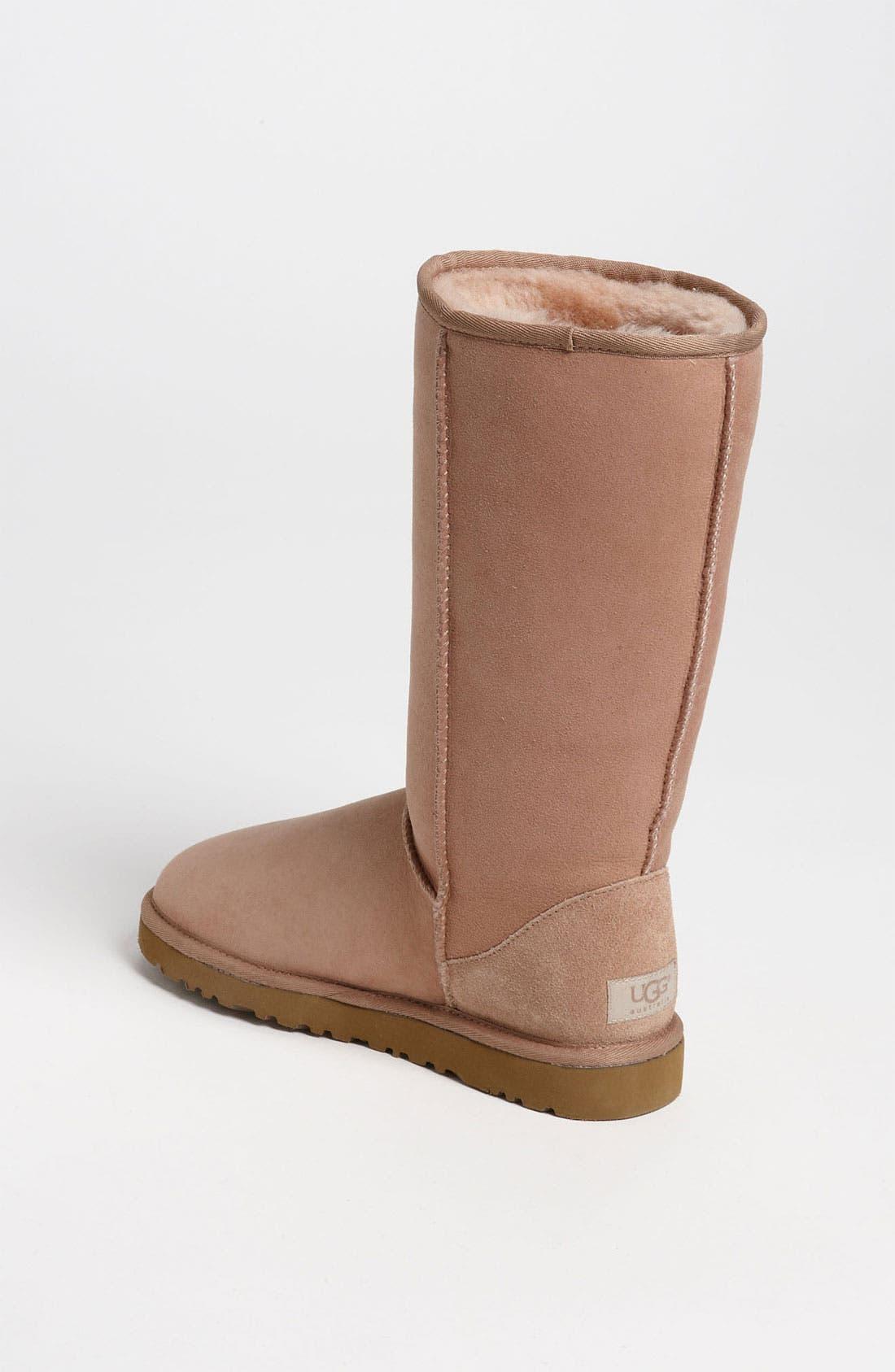 Alternate Image 2  - UGG® 'Classic Tall' Boot (Women)
