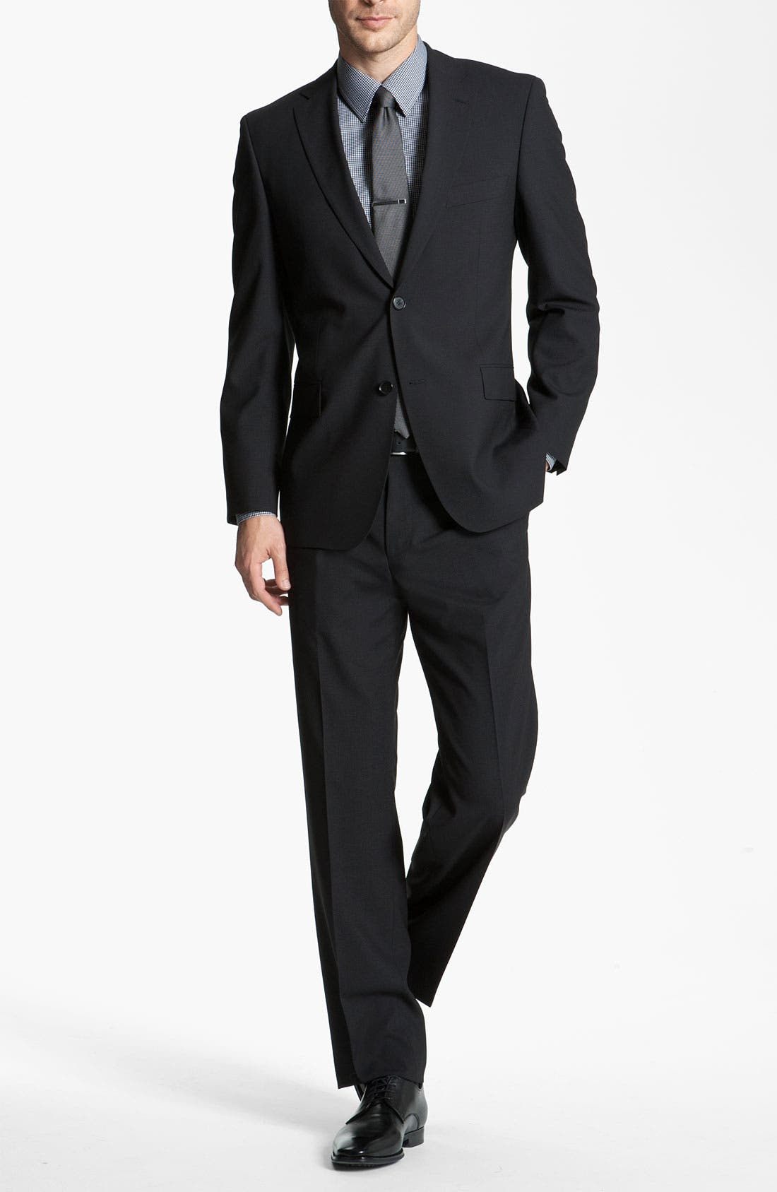 Alternate Image 2  - BOSS Black 'Pasini/Movie' Wool Suit