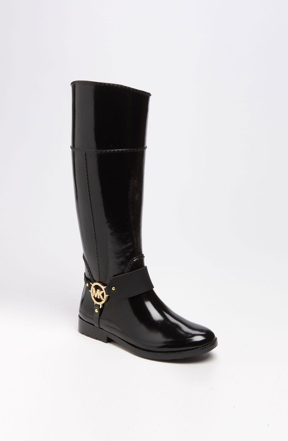 Alternate Image 1 Selected - MICHAEL Michael Kors 'Fulton' Rain Boot (Women)