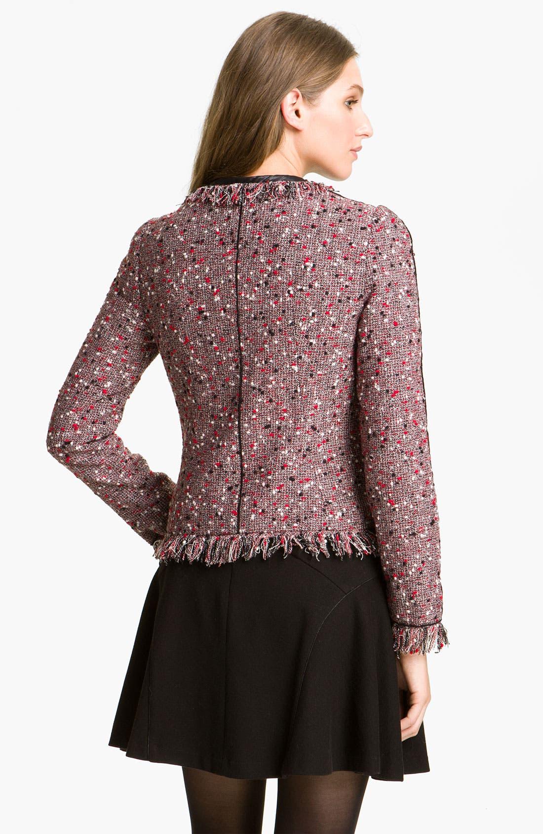 Alternate Image 2  - Mcginn 'Bijou' Tweed Jacket
