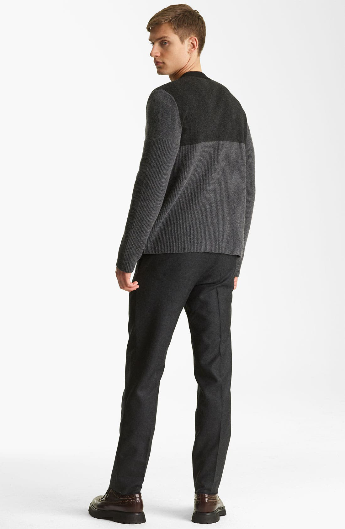 Alternate Image 5  - Marni Two Tone Wool & Cashmere Cardigan