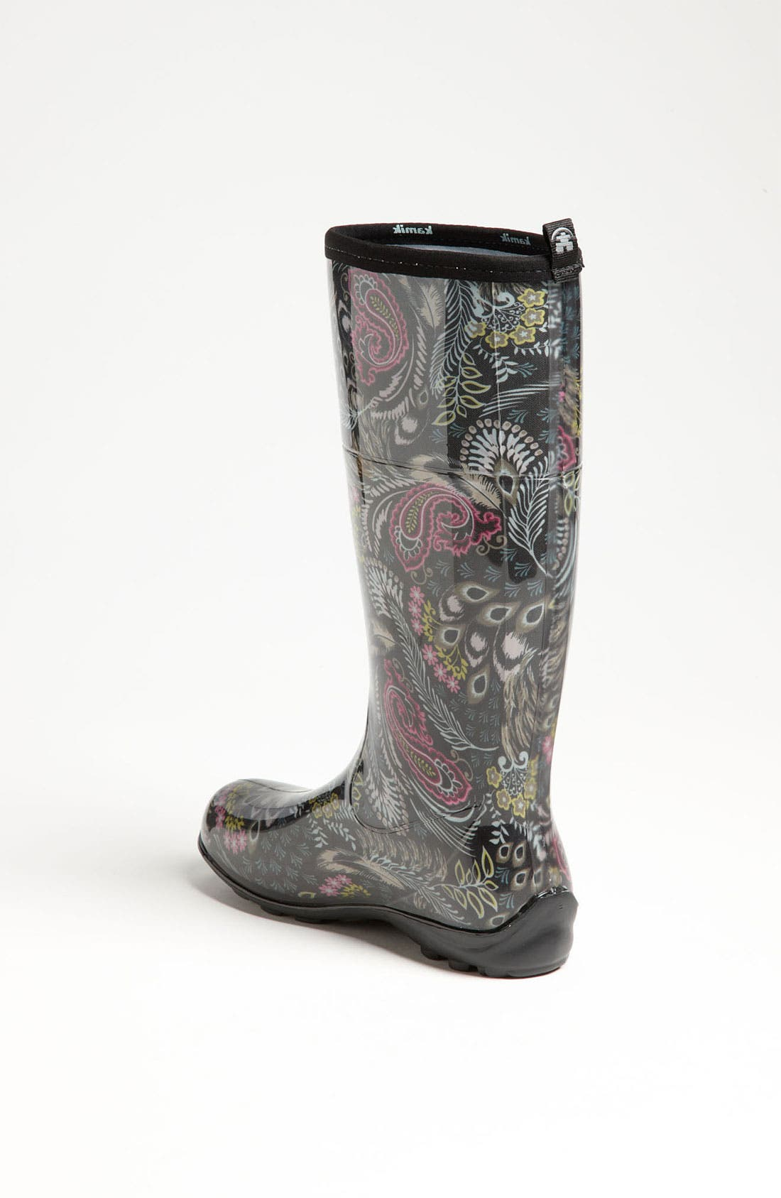 Alternate Image 2  - Kamik 'Cynthia' Rain Boot (Women) (Online Only)