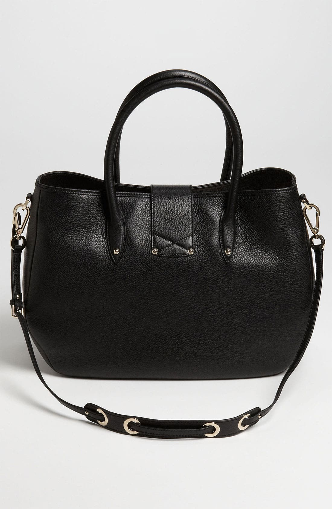Alternate Image 4  - Jimmy Choo 'Rania' Leather Satchel