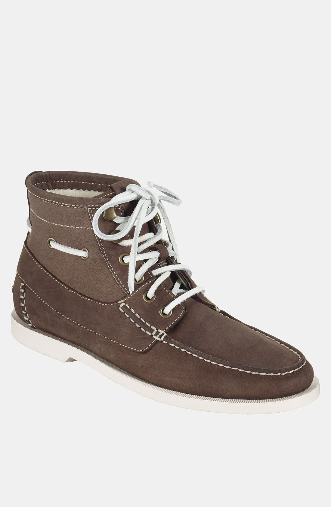 Alternate Image 1 Selected - Cole Haan 'Air Yacht Club' Lace-Up Boot