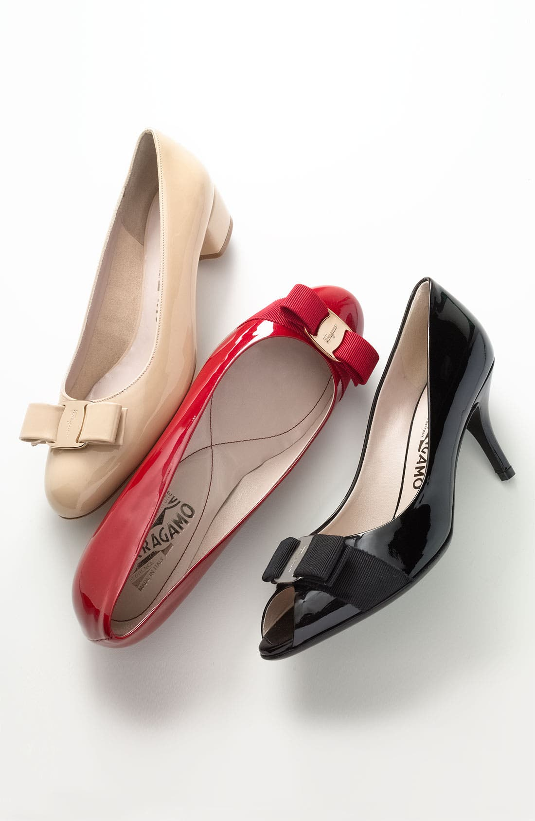 Alternate Image 2  - Salvatore Ferragamo Carla Pump (Women)