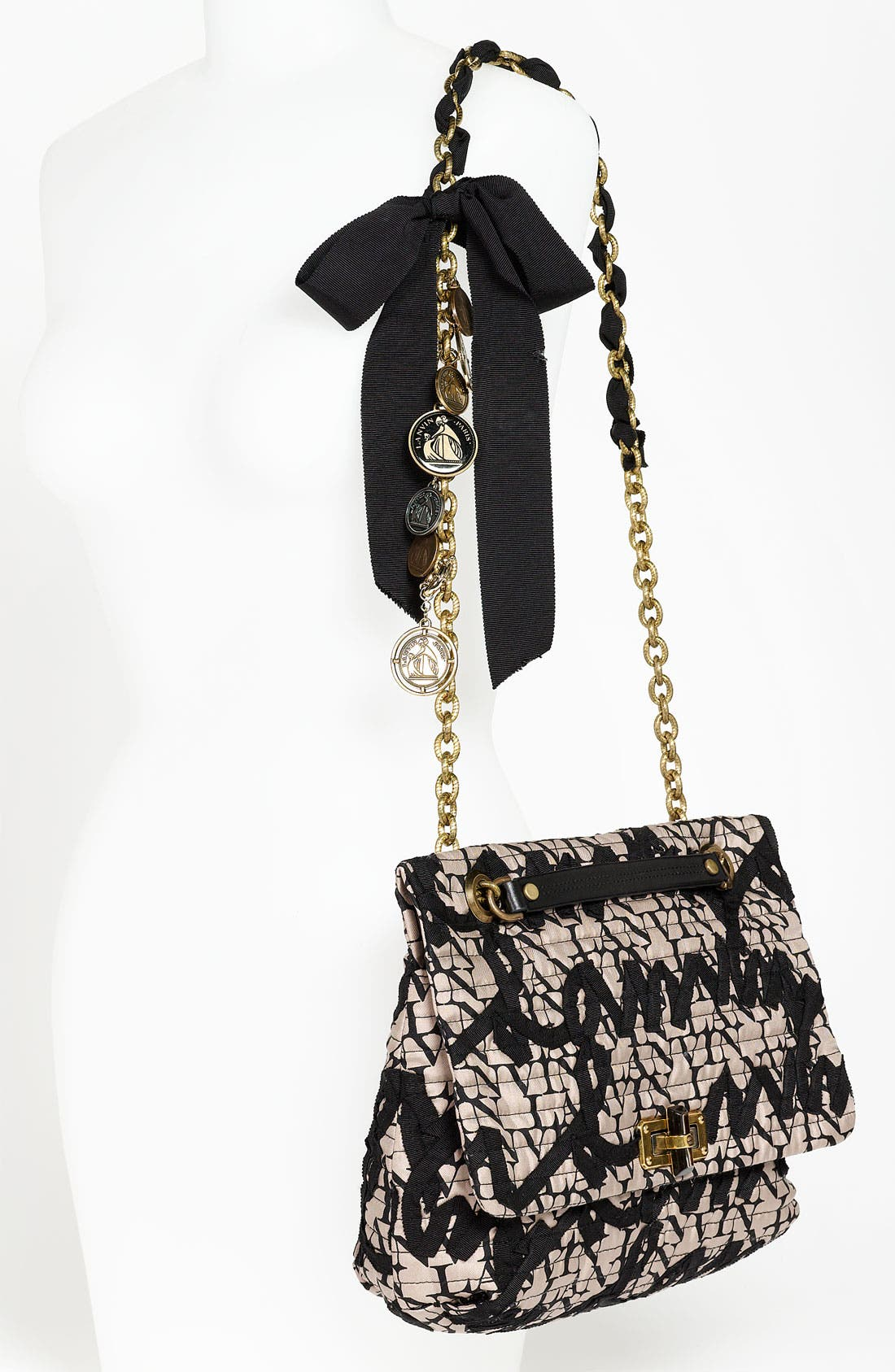 Alternate Image 2  - Lanvin 'Happy Birthday' Embroidered Shoulder Bag