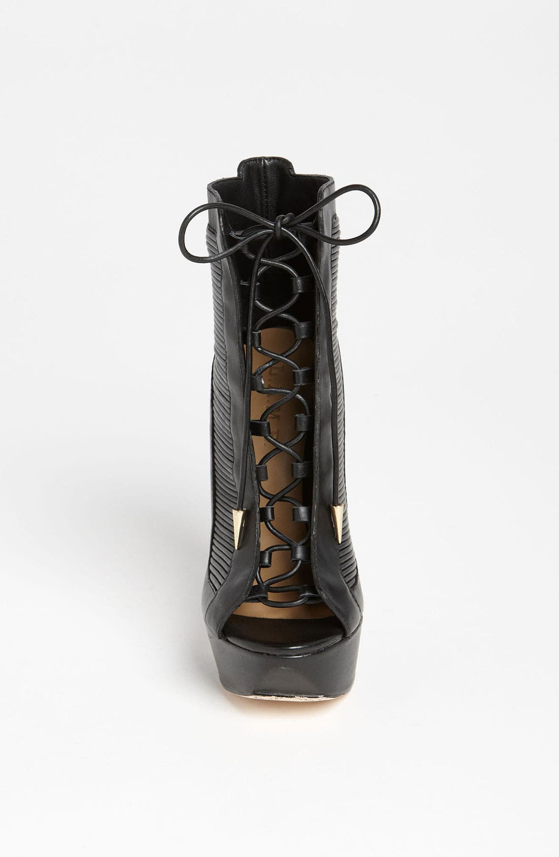 Alternate Image 3  - L.A.M.B. 'Hoku' Lace-Up Bootie