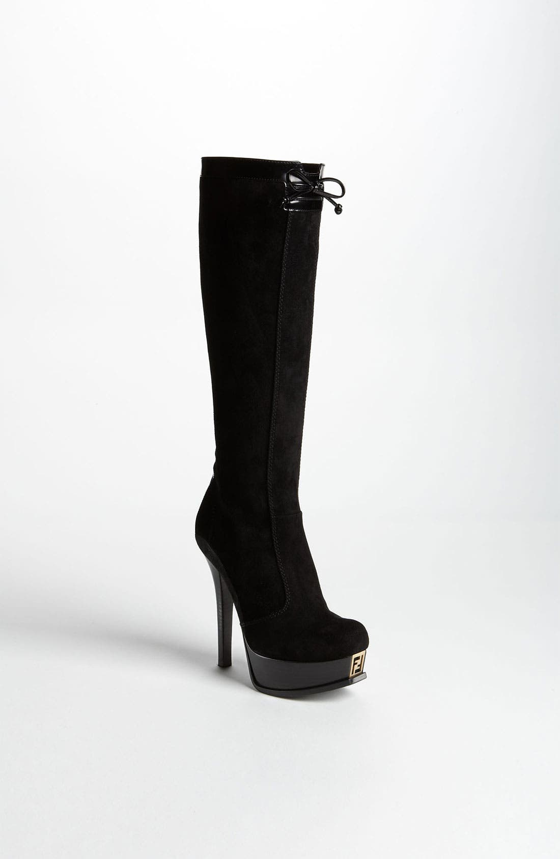 Main Image - Fendi 'Fendista' Tall Boot